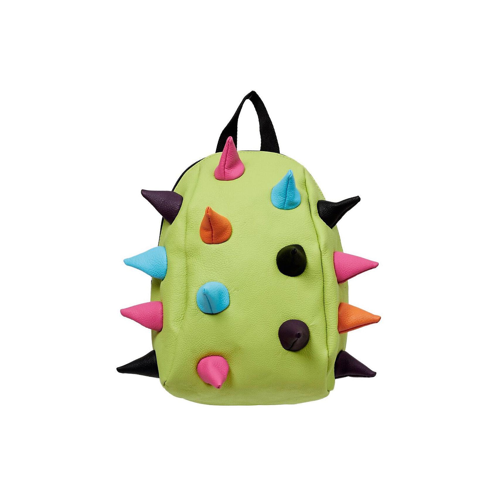 Рюкзак Rex Pint Mini 2, цвет лайм мультиРюкзаки<br>Характеристики товара:<br><br>• цвет: зеленый мульти;<br>• возраст: от 3 лет;<br>• вес: 0,2 кг;<br>• размер: 31х23х15 см;<br>• особенности модели: с пузырями;<br>• основное отделение на молнии;<br>• мягкие регулируемые по высоте лямки;<br>• спинка имеет ортопедическую форму;<br>• материал: полиуретан;<br>• страна бренда: США;<br>• страна изготовитель: Китай.<br><br>Рюкзак «Rex Pint Mini 2» — легкий и вместительный рюкзак с одним основным отделением и застежкой на молнии, уместный в ритме большого города.<br><br>У этого рюкзака очень прочный материал, эластичный и мягкий, который сохраняет яркий цвет и хорошо чистится. Модель помимо лямки для переноски в руке, мягких и широких регулируемых бретелей снабжена фиксацией на груди. Полностью вентилируемая и ортопедическая спинка создаёт дополнительный комфорт спине.<br><br>Рюкзак «Rex Pint Mini 2» можно купить в нашем интернет-магазине.<br><br>Ширина мм: 310<br>Глубина мм: 230<br>Высота мм: 150<br>Вес г: 200<br>Возраст от месяцев: 36<br>Возраст до месяцев: 72<br>Пол: Унисекс<br>Возраст: Детский<br>SKU: 7054074