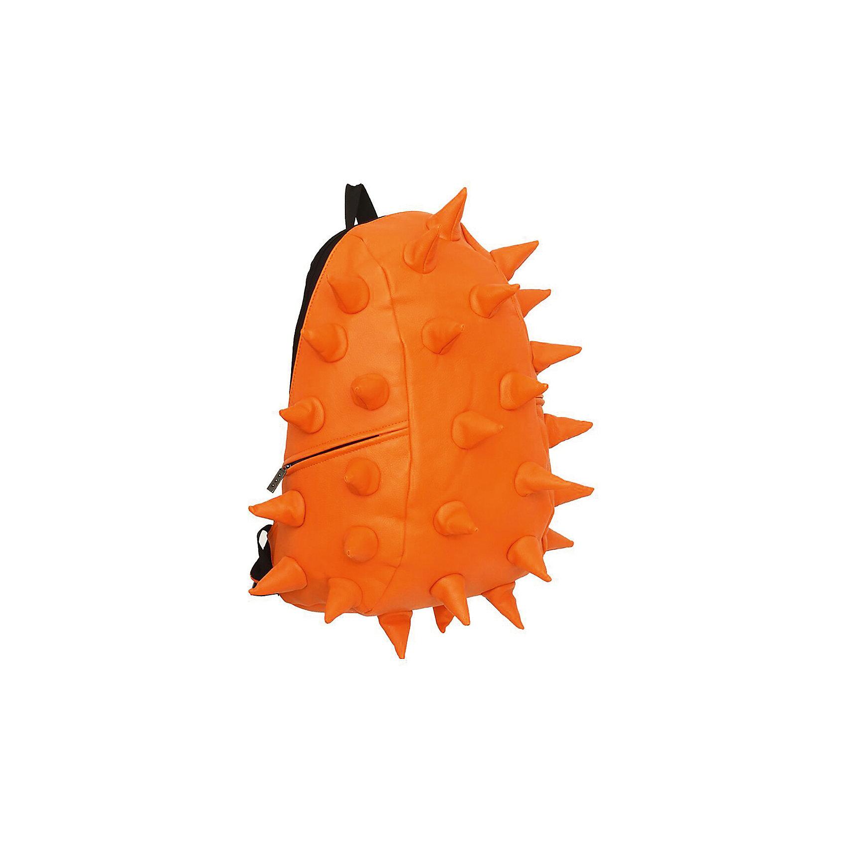 Рюкзак Rex Full, цвет Orange Peel (оранжевый)Рюкзаки<br>Вес: 0,8 кг<br>Размер: 46х35х20 см<br>Состав: рюкзак<br>Наличие светоотражающих элементов: нет<br>Материал: полиуретан<br><br>Ширина мм: 460<br>Глубина мм: 350<br>Высота мм: 200<br>Вес г: 800<br>Возраст от месяцев: 60<br>Возраст до месяцев: 720<br>Пол: Унисекс<br>Возраст: Детский<br>SKU: 7054091