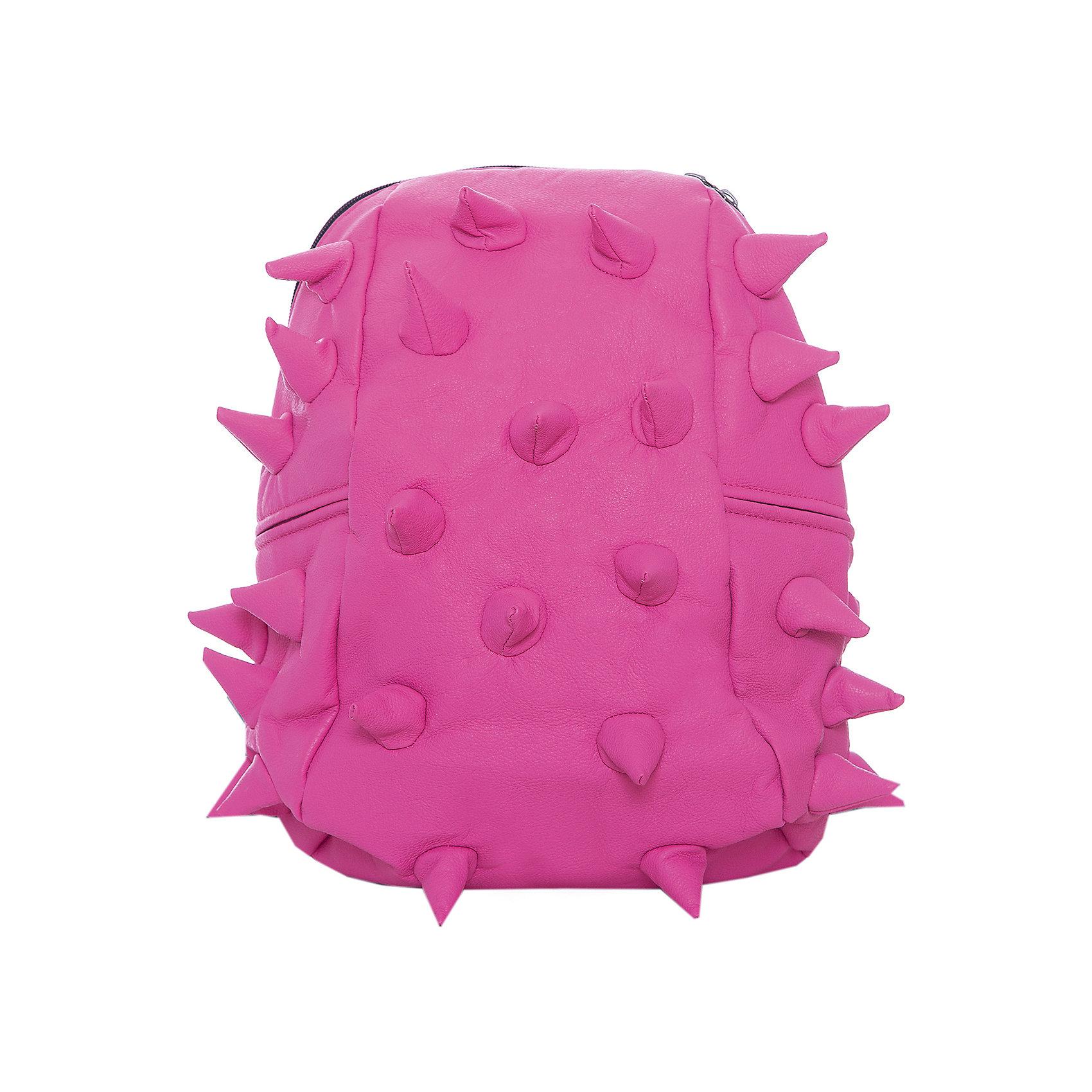 Рюкзак Rex Half, цвет Pink-A-Dot (розовый)Рюкзаки<br>Вес: 0,6 кг<br>Размер: 36х30х15 см<br>Состав: рюкзак<br>Наличие светоотражающих элементов: нет<br>Материал: полиуретан<br><br>Ширина мм: 360<br>Глубина мм: 300<br>Высота мм: 150<br>Вес г: 600<br>Возраст от месяцев: 36<br>Возраст до месяцев: 720<br>Пол: Унисекс<br>Возраст: Детский<br>SKU: 7054094