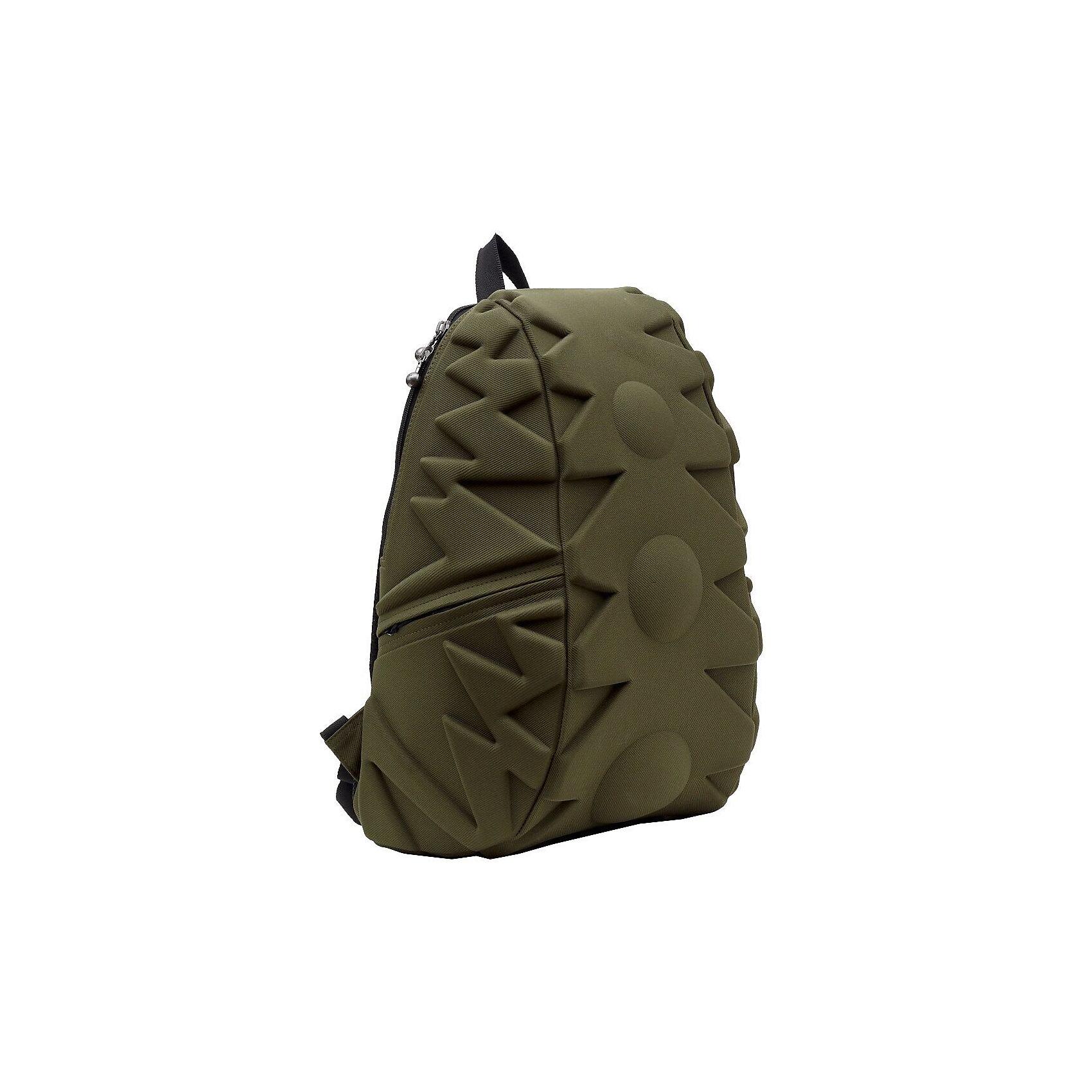 Рюкзак Exo Full, цвет Green (хаки)Рюкзаки<br>Вес: 0,8 кг<br>Размер: 46х36х20 см<br>Состав: рюкзак<br>Наличие светоотражающих элементов: нет<br>Материал: полиспандекс<br><br>Ширина мм: 460<br>Глубина мм: 360<br>Высота мм: 200<br>Вес г: 800<br>Возраст от месяцев: 60<br>Возраст до месяцев: 720<br>Пол: Унисекс<br>Возраст: Детский<br>SKU: 7054108