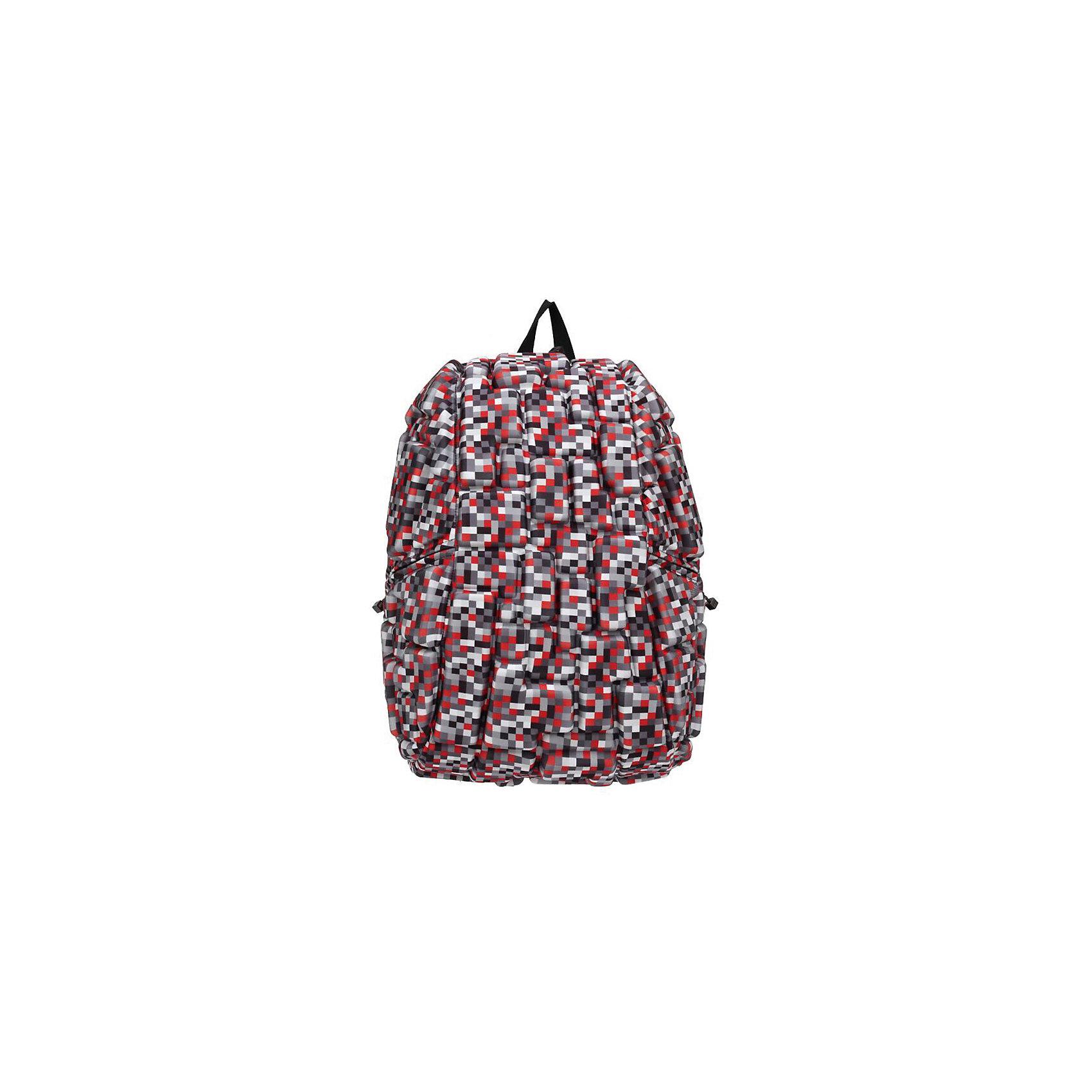 Рюкзак Blok Full Digital RED, цвет красный мультиРюкзаки<br>Вес: 0,8 кг<br>Размер: 46х36х20 см<br>Состав: рюкзак<br>Наличие светоотражающих элементов: нет<br>Материал: полиспандекс<br><br>Ширина мм: 460<br>Глубина мм: 360<br>Высота мм: 200<br>Вес г: 800<br>Возраст от месяцев: 60<br>Возраст до месяцев: 720<br>Пол: Унисекс<br>Возраст: Детский<br>SKU: 7054114