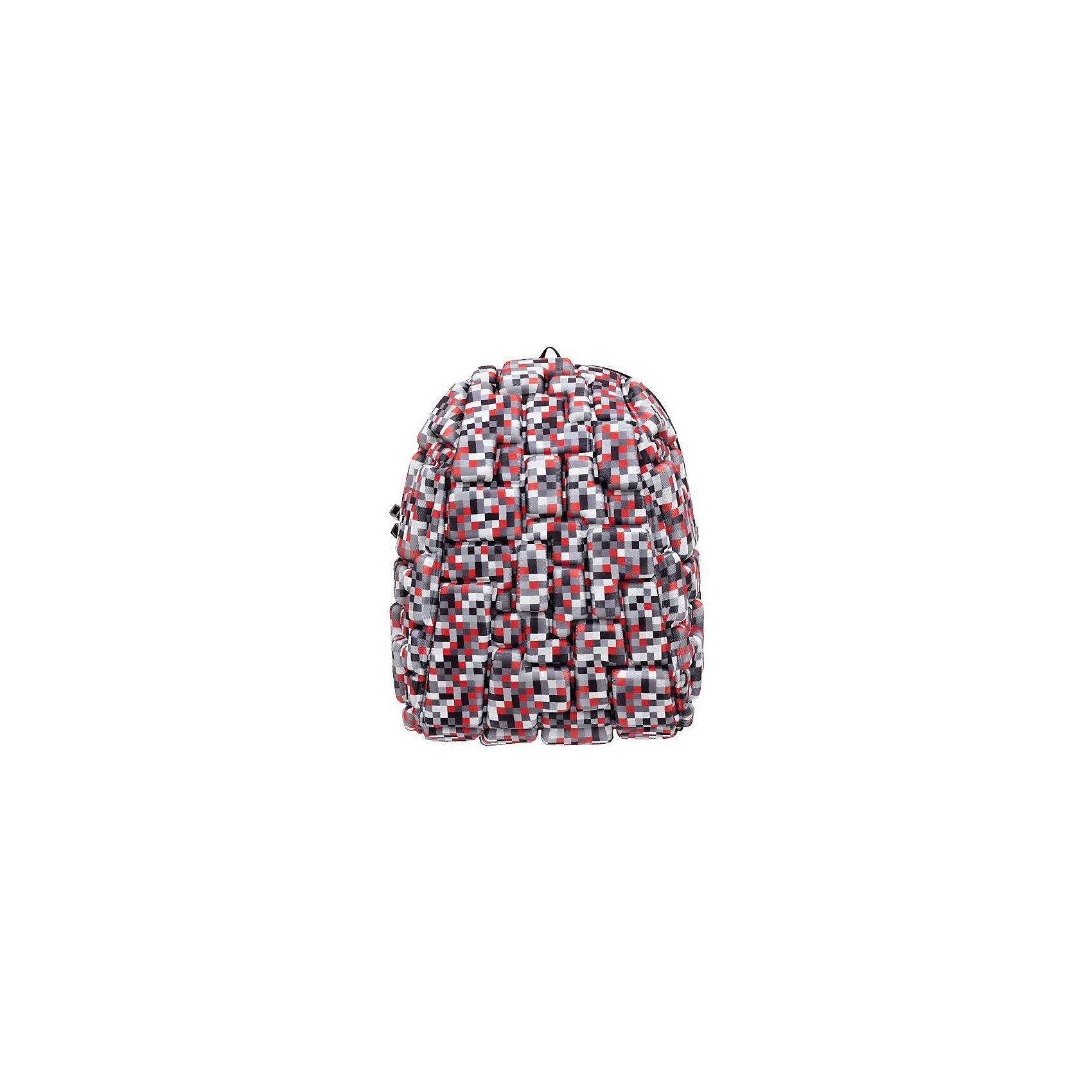 Рюкзак Blok Half Digital RED, цвет красный мультиРюкзаки<br>Вес: 0,6 кг<br>Размер: 36х30х15 см<br>Состав: рюкзак<br>Наличие светоотражающих элементов: нет<br>Материал: полиспандекс<br><br>Ширина мм: 360<br>Глубина мм: 300<br>Высота мм: 150<br>Вес г: 600<br>Возраст от месяцев: 36<br>Возраст до месяцев: 720<br>Пол: Унисекс<br>Возраст: Детский<br>SKU: 7054115