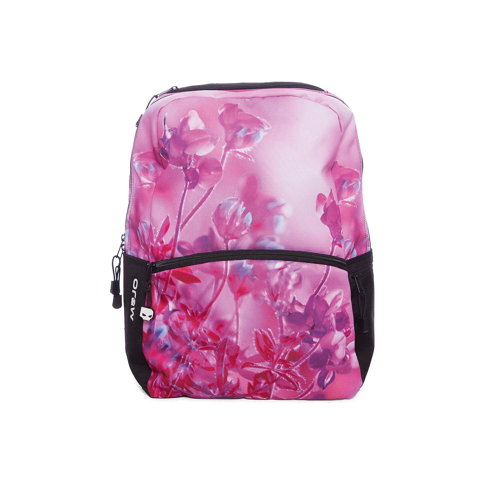 Рюкзак Purple Passion, цвет розовыйРюкзаки<br>Характеристики товара:<br><br>• цвет: розовый;<br>• возраст: от 10 лет;<br>• вес: 0,5 кг;<br>• размер: 43х30х16 см;<br>• водонепроницаемая ткань;<br>• в УФ принт на рюкзаке светится;<br>• одно отделение на молнии;<br>• отсек для планшета;<br>• фронтальный карман на молнии;<br>• два боковых кармана;<br>• уплотненная спинка;<br>• мягкие регулируемые лямки;<br>• материал: полиэстер;<br>• страна бренда: США;<br>• страна изготовитель: Китай.<br><br>Перед молодостью и решимостью открыты все пути!<br><br>Функциональный и вместительный, рюкзак привлекает внимание оригинальным ярким, не похожим ни на кого принтом. Символизм и бесспорный романтический антураж принта непременно понравятся всем, кто ценит свободу и обожает путешествия налегке. А в УФ принт на рюкзаке светится потрясающим сиреневым цветом.<br><br>Рюкзак Mojo Pax «Purple Passion» можно купить в нашем интернет-магазине.<br><br>Ширина мм: 430<br>Глубина мм: 300<br>Высота мм: 160<br>Вес г: 500<br>Возраст от месяцев: 120<br>Возраст до месяцев: 720<br>Пол: Унисекс<br>Возраст: Детский<br>SKU: 7054140
