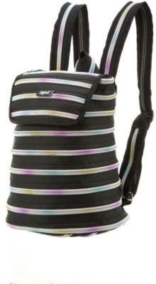 Zipit Рюкзак ZIPPER BACKPACK, цвет черный/мульти