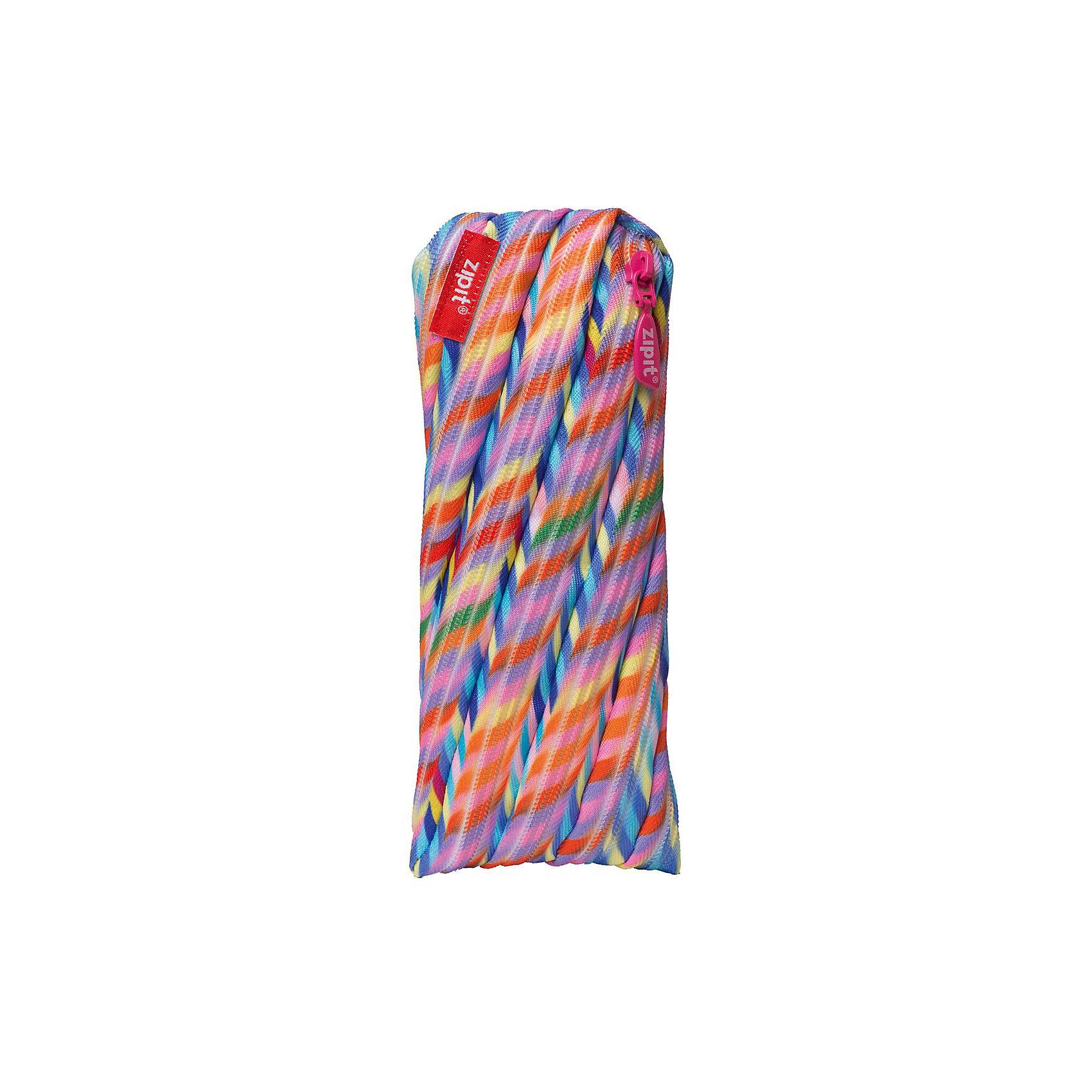 Пенал-сумочка COLORS POUCH, цвет мульти полоскиПеналы без наполнения<br>Вес: 0,1 кг<br>Размер: 22х2х10 см<br>Состав: пенал-сумочка<br>Наличие светоотражающих элементов: нет<br>Материал: полиэстер<br><br>Ширина мм: 220<br>Глубина мм: 20<br>Высота мм: 100<br>Вес г: 100<br>Возраст от месяцев: 36<br>Возраст до месяцев: 720<br>Пол: Унисекс<br>Возраст: Детский<br>SKU: 7054167