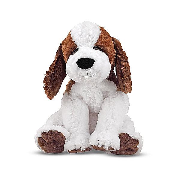 Мягкая игрушка Melissa&Doug Сен Бернард, 37 см