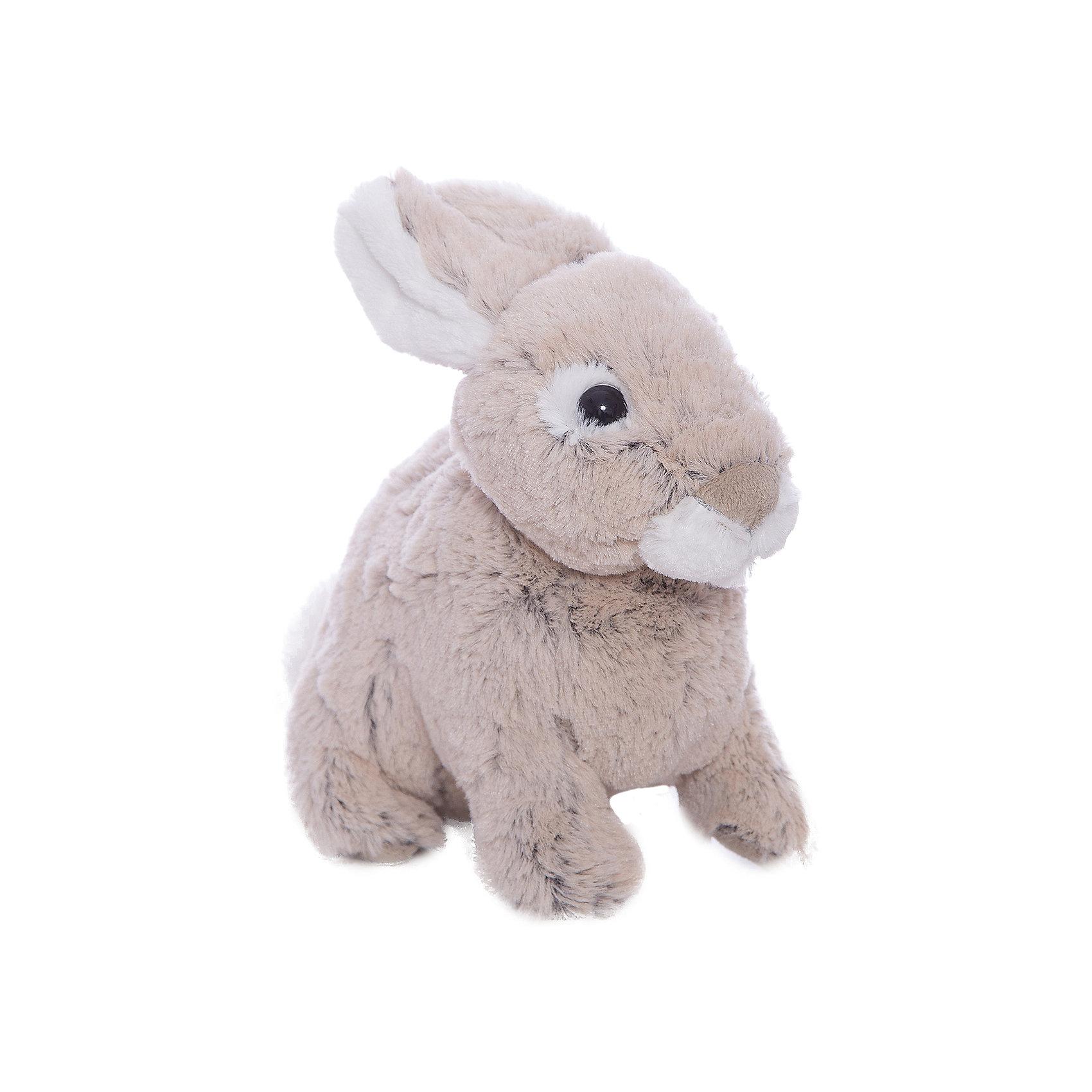 Мягкая игрушка Melissa&amp;Doug Кролик, 23 смМягкие игрушки животные<br>Характеристики:<br><br>• возраст: от 3 месяцев<br>• высота игрушки: 23 см.<br>• материал: текстиль, наполнитель<br><br>Мягкий и пушистый серый кролик пошит из современных материалов высочайшего качества, которые прошли проверку на гипоаллергенность, благодаря чему отлично подойдет для малышей от 3 месяцев.<br><br>Мягкая шерстка кролика очень приятна на ощупь, она не линяет и не скатывается со временем. Мелкие детали, такие, как глазки, надежно закреплены, а не просто приклеены, что обеспечит безопасность во время игр.<br><br>Игры с милым кроликом будут способствовать развитию тактильных ощущений, цветовосприятия, моторики и фантазии ребенка.<br><br>Мягкую игрушку Melissa&amp;Doug Кролик можно купить в нашем интернет-магазине.<br><br>Ширина мм: 230<br>Глубина мм: 130<br>Высота мм: 280<br>Вес г: 181<br>Возраст от месяцев: 36<br>Возраст до месяцев: 2147483647<br>Пол: Унисекс<br>Возраст: Детский<br>SKU: 7054927