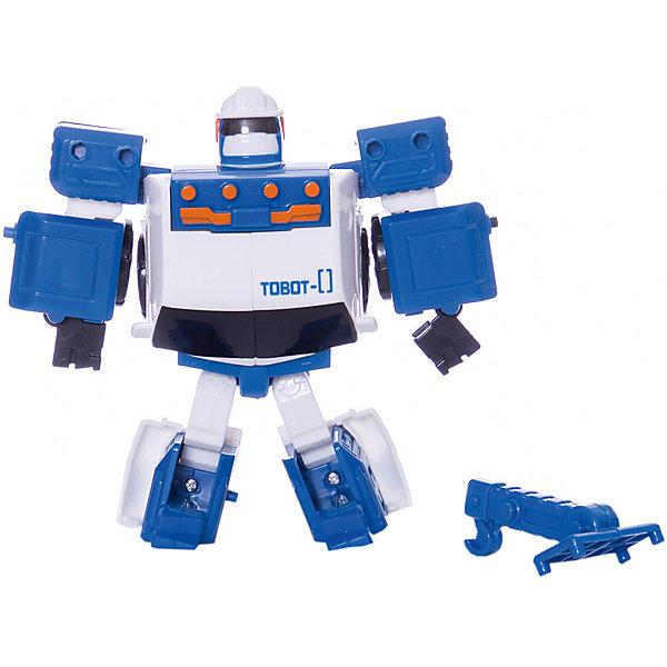 Робот-трансформер Yuong toys Мини-Тобот, ЗероТрансформеры-игрушки<br>Характеристики:<br><br>• Вес в упаковке: 600г.;<br>• Материал: пластик;<br>• Упоковка: картон;<br>• размер упаковки: 2х5,5х11,8см.;<br>• для детей в возрасте: от 4 лет.;<br>• страна производитель: Китай.<br><br>Робот-трасформер «Мини Тобот» Зеро бренда «Young tous» (Юнг тоус) прекрасный подарок для мальчишек. Это настоящий персонаж любимого мультика «Тобот» робота воина. Он создан из высококачественных, экологически чистых материалов, что очень важно для детских товаров.<br><br>Киберг очень просто собирается с помощью ключа, прилагающегося в комплекте. Все детали надёжно соединяются друг с другом, поэтому трансформировать его можно много раз. Игрушка представляет собой эвакуатор с подъёмным краном, для погрузки сломанных машин, который имеет оптимальные размеры, и широкие подвижные колёса, играть им можно отдельно. <br><br>Играя в конструктор дети смогут развивать фантазию, внимательность, логическое и пространственное мышление, моторику рук, усидчивость, терпение, просто весело и с пользой проведут время.<br><br><br>Робот-трасформер «Мини Тобот» Зеро бренда «Young tous» (Юнг тоус), можно купить в нашем интернет-магазине.<br>Ширина мм: 9999; Глубина мм: 9999; Высота мм: 9999; Вес г: 9999; Возраст от месяцев: 48; Возраст до месяцев: 2147483647; Пол: Мужской; Возраст: Детский; SKU: 7058481;