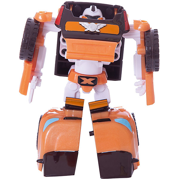 Робот-трансформер Yuong toys Мини-Тобот, Приключения ХРоботы<br>Характеристики:<br><br>• Вес в упаковке: 270г.;<br>• Материал: пластик;<br>• Упоковка: картон;<br>• размер упаковки: 13х6х7см.;<br>• для детей в возрасте: от 4 лет.;<br>• страна производитель: Китай.<br><br>Робот-трасформер «Мини Тобот» Приключения X бренда «Young tous» (Юнг тоус) прекрасный подарок для мальчишек. Это настоящий персонаж любимого мультика «Тобот» робота воина. Он создан из высококачественных, экологически чистых материалов, что очень важно для детских товаров.<br><br>Киберг очень просто собирается с помощью ключа, прилагающегося в комплекте. Все детали надёжно соединяются друг с другом, поэтому трансформировать его можно много раз. Игрушка представляет собой героя с топориком или яркой машинки с широкими колёсами. Она имеет оптимальные размеры и удобно размещается в детской руке.<br><br>Играя в конструктор дети смогут развивать фантазию, внимательность, логическое и пространственное мышление, моторику рук, усидчивость, терпение, просто весело и с пользой проведут время.<br><br>Робот-трасформер «Мини Тобот» Приключения X бренда «Young tous» (Юнг тоус), можно купить в нашем интернет-магазине.<br><br>Ширина мм: 160<br>Глубина мм: 70<br>Высота мм: 190<br>Вес г: 210<br>Возраст от месяцев: 48<br>Возраст до месяцев: 2147483647<br>Пол: Мужской<br>Возраст: Детский<br>SKU: 7058484