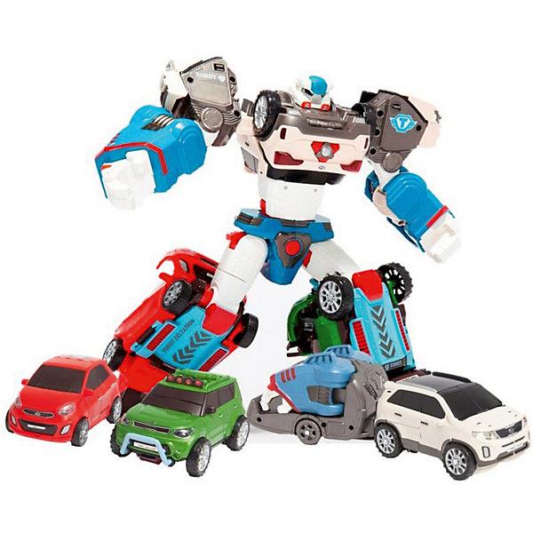 Робот-трансформер Yuong toys Тобот, ДельтатронТрансформеры-игрушки<br>Характеристики:<br><br>• Вес в упаковке: 1,9кг.;<br>• Материал: пластик, металл;<br>• Упоковка: картон;<br>• размер упаковки: 38,5х15х38,5см.;<br>• для детей в возрасте: от 4 лет.;<br>• страна производитель: Китай.<br><br>Робот-трасформер «Тобот» Дельтатрон бренда «Young tous» (Юнг тоус) прекрасный подарок для мальчишек. Это настоящий персонаж любимого мультика «Тобот» робота воина. Он создан из высококачественных, экологически чистых материалов, что очень важно для детских товаров.<br><br>Киберг очень просто собирается из трёх машинок с помощью ключа, прилагающегося в комплекте. Все детали надёжно соединяются друг с другом, поэтому трансформировать его можно много раз. Машинки имеют оптимальные размеры, и широкие  подвижные колёса играть ими можно отдельно. В наборе с роботом имеются наклейки, четыре карточки и аксессуары.<br><br>Играя в конструктор дети смогут развивать фантазию, внимательность, логическое и пространственное мышление, моторику рук, усидчивость, терпение, просто весело и с пользой проведут время.<br><br>Робот-трасформер «Тобот» Дельтатрон бренда «Young tous» (Юнг тоус), можно купить в нашем интернет-магазине.<br>Ширина мм: 9999; Глубина мм: 9999; Высота мм: 9999; Вес г: 9999; Возраст от месяцев: 48; Возраст до месяцев: 2147483647; Пол: Мужской; Возраст: Детский; SKU: 7058486;
