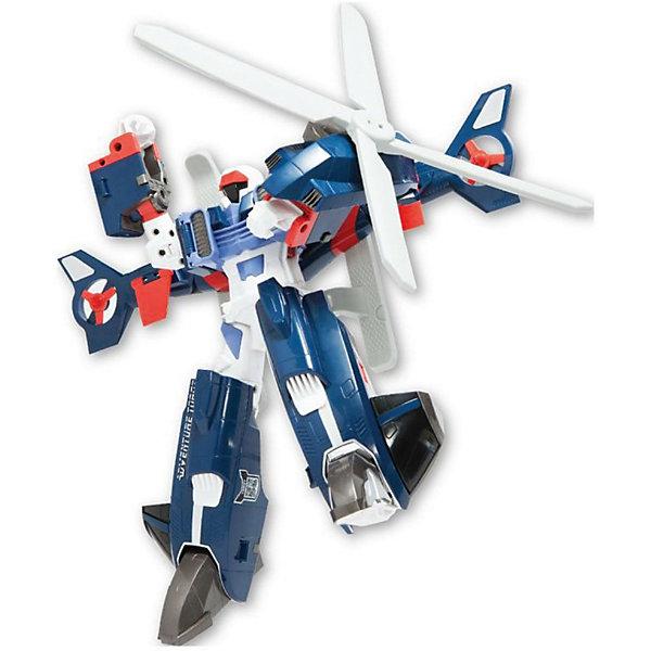 Робот-трансформер Yuong toys Тобот, Приключения YТрансформеры-игрушки<br>Характеристики:<br><br>• Вес в упаковке: 1,25кг.;<br>• Материал: пластик;<br>• Упоковка: картон;<br>• размер упаковки: 29х7х12см.;<br>• для детей в возрасте: от 4 лет.;<br>• страна производитель: Китай.<br><br>Робот-трасформер «Тобот» Приключения Y бренда «Young tous» (Юнг тоус) прекрасный подарок для мальчишек. Это настоящий персонаж любимого мультика «Тобот» робота воина. Он создан из высококачественных, экологически чистых материалов, что очень важно для детских товаров.<br><br>Киберг очень просто собирается с помощью ключа, прилагающегося в комплекте. Все детали надёжно соединяются друг с другом, поэтому трансформировать его можно много раз. Игрушка представляет собой боевой вертолёт, и может доставить воинов в любую точку для выполнения задачи. Он имеет оптимальные размеры. <br><br>Играя в конструктор дети смогут развивать фантазию, внимательность, логическое и пространственное мышление, моторику рук, усидчивость, терпение, просто весело и с пользой проведут время.<br><br>Робот-трасформер «Тобот» Приключения Y бренда «Young tous» (Юнг тоус), можно купить в нашем интернет-магазине.<br>Ширина мм: 9999; Глубина мм: 9999; Высота мм: 9999; Вес г: 9999; Возраст от месяцев: 48; Возраст до месяцев: 2147483647; Пол: Мужской; Возраст: Детский; SKU: 7058488;