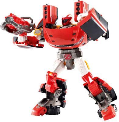 Робот-трансформер Yuong toys Тобот , Приключения Z