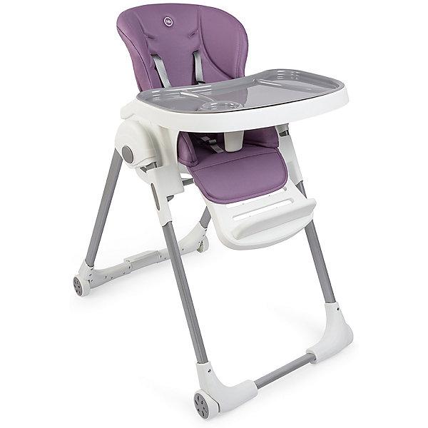 Стульчик для кормления Happy Baby Paul, фиолетовыйСтульчики для кормления<br>Характеристики:<br><br>• 6 положений высоты стульчика для кормления;<br>• 5 положений наклона спинки;<br>• горизонтальное положение спинки стульчика: используется для сна и отдыха;<br>• 3 положения глубины столешницы;<br>• съемный поднос, углубление для поильника;<br>• система 5-ти точечных ремней безопасности;<br>• съемный чехол из эко-кожи;<br>• кармашек для мелочей на задней части спинки сиденья;<br>• компактное складывание;<br>• 4 колеса со стопорами;<br>• материал: алюминий, пластик, эко-кожа (100% полиуретан);<br>• размер стульчика: 81х59х100 см;<br>• размер стульчика в сложенном виде:55х35х83 см;<br>• размер упаковки: 56х32х84 см;<br>• вес: 11,85 кг.<br><br>Обратите внимание:<br>• на дополнительных фото представлена эта же модель в другой расцветке. <br>Рекомендации от производителя по уходу за стульчиком для кормления Paul:<br><br>Каркас<br>• Периодически очищайте пластиковые части влажной тканью. <br>• Не пользуйтесь растворителями и схожими веществами. <br>• Держите металлические части изделия сухими, чтобы предотвратить образование ржавчины.<br><br>Тканые и кожаные материалы<br>• Протирайте влажной губкой с мыльным раствором. <br>• Не пользуйтесь моющими средствами. <br>• Не выкручивайте, не отбеливайте. <br>• Не сушите в стиральной машине.<br>• Не гладьте.<br><br>Стульчик для кормления Paul, Happy Baby, фиолетовый можно купить в нашем интернет-магазине.<br>Ширина мм: 560; Глубина мм: 320; Высота мм: 840; Вес г: 11850; Цвет: фиолетовый; Возраст от месяцев: 6; Возраст до месяцев: 36; Пол: Унисекс; Возраст: Детский; SKU: 7063986;