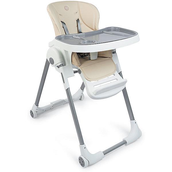 Стульчик для кормления Happy Baby Paul, бежевыйСтульчики для кормления<br>Характеристики:<br><br>• 6 положений высоты стульчика для кормления;<br>• 5 положений наклона спинки;<br>• горизонтальное положение спинки стульчика: используется для сна и отдыха;<br>• 3 положения глубины столешницы;<br>• съемный поднос, углубление для поильника;<br>• система 5-ти точечных ремней безопасности;<br>• съемный чехол из эко-кожи;<br>• кармашек для мелочей на задней части спинки сиденья;<br>• компактное складывание;<br>• 4 колеса со стопорами;<br>• материал: алюминий, пластик, эко-кожа (100% полиуретан);<br>• размер стульчика: 81х59х100 см;<br>• размер стульчика в сложенном виде:55х35х83 см;<br>• размер упаковки: 56х32х84 см;<br>• вес: 11,85 кг.<br><br>Рекомендации от производителя по уходу за стульчиком для кормления Paul:<br><br>Каркас<br>• Периодически очищайте пластиковые части влажной тканью. <br>• Не пользуйтесь растворителями и схожими веществами. <br>• Держите металлические части изделия сухими, чтобы предотвратить образование ржавчины.<br><br>Тканые и кожаные материалы<br>• Протирайте влажной губкой с мыльным раствором. <br>• Не пользуйтесь моющими средствами. <br>• Не выкручивайте, не отбеливайте. <br>• Не сушите в стиральной машине.<br>• Не гладьте.<br><br>Стульчик для кормления Paul, Happy Baby, бежевый можно купить в нашем интернет-магазине.<br>Ширина мм: 560; Глубина мм: 320; Высота мм: 840; Вес г: 11850; Цвет: бежевый; Возраст от месяцев: 6; Возраст до месяцев: 36; Пол: Унисекс; Возраст: Детский; SKU: 7063987;