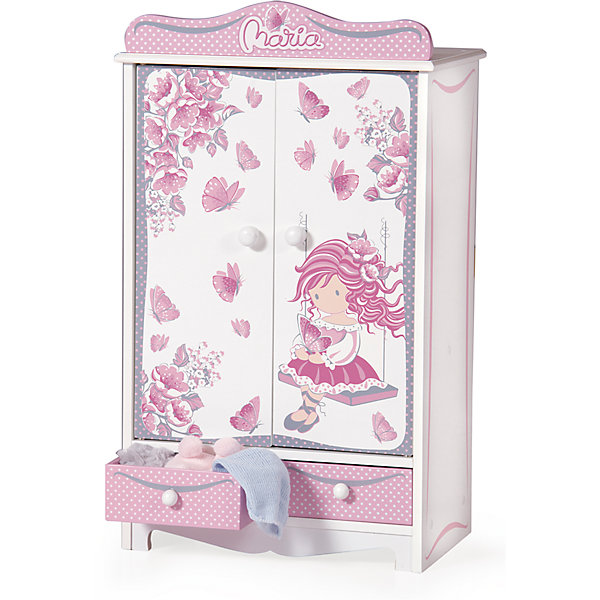 Шкаф для куклы DeCuevas
