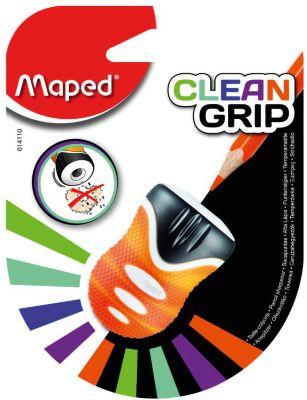 Точилка Maped Clean Grip , пластиковая 1 отверстие