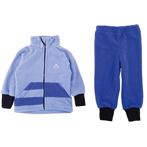 Комплект Полоска ЛисФлис для мальчикаКомплекты<br>Характеристики товара:<br><br>• цвет: мульти<br>• комплектация: кофта и брюки<br>• состав: 100% полиэстер, флис<br>• утеплитель: нет<br>• сезон: зима <br>• застежка: молния<br>• длинные рукава<br>• пояс: резинка<br>• манжеты<br>• страна бренда: Россия<br>• страна производства: Россия<br><br>Этот детский комплект из кофты и брюк дополнен мягкими эластичными манжетами. Этот комплект для ребенка можно использовать для утепления под верхнюю одежду или как самостоятельный наряд. Детский комплект сделан из легкого и мягкого флиса.<br><br>Комплект Полоска ЛисФлис можно купить в нашем интернет-магазине.<br><br>Ширина мм: 356<br>Глубина мм: 10<br>Высота мм: 245<br>Вес г: 519<br>Цвет: синий<br>Возраст от месяцев: 12<br>Возраст до месяцев: 15<br>Пол: Мужской<br>Возраст: Детский<br>Размер: 80,110,116,122,128,134,140,146,86,92,98,104<br>SKU: 7067404