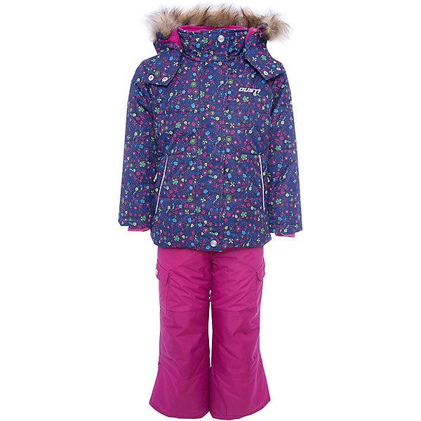 Купить Комплект: куртка и полукомбинезон Gusti для девочки, Китай, синий, 75, 158, 150, 142, 134, 127, 123, 119, 112, 104, 100, 96, 89, 85, 82, Женский