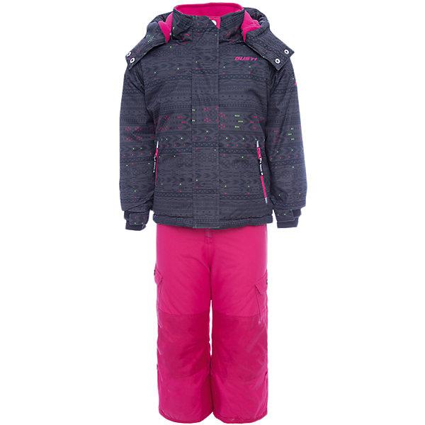 Купить Комплект: куртка и полукомбинезон Gusti для девочки, Китай, белый, 112, 104, 100, 123, 158, 150, 142, 134, 127, 119, Женский