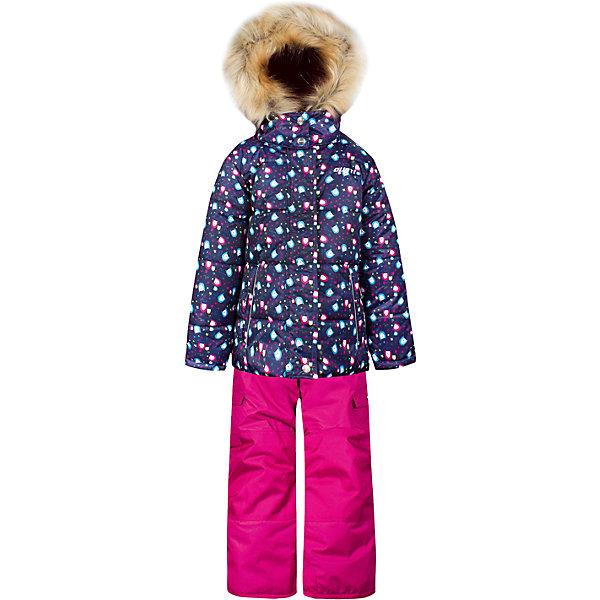 Комплект: куртка и полукомбинезон Gusti для девочкиВерхняя одежда<br>Характеристики товара:<br><br>• цвет: синий<br>• комплектация: куртка и полукомбинезон <br>• состав ткани: таслан<br>• подкладка: куртка - флис coolquick, брюки - 100% полиэстер<br>• утеплитель: тек-полифилл<br>• сезон: зима<br>• мембранное покрытие<br>• температурный режим: от -30 до +5<br>• водонепроницаемость: 5000 мм <br>• паропроницаемость: 5000 г/м2<br>• плотность утеплителя: грудь и спина 230г/м2, рукава и брюки 170г/м2<br>• застежка: молния<br>• страна бренда: Канада<br>• страна изготовитель: Китай<br><br>Такой комплект для зимы усилен износостойкими накладками. Такой теплый комплект для девочки позволяет коже дышать. Верх детской зимней куртки и полукомбинезона не промокает и не продувается. Мягкая подкладка детского комплекта для зимы приятна на ощупь.<br><br>Комплект: куртка и полукомбинезон Gusti (Густи) для девочки можно купить в нашем интернет-магазине.<br><br>Ширина мм: 356<br>Глубина мм: 10<br>Высота мм: 245<br>Вес г: 519<br>Цвет: белый<br>Возраст от месяцев: 6<br>Возраст до месяцев: 9<br>Пол: Женский<br>Возраст: Детский<br>Размер: 75,123,119,112,104,100,96,89,85,82<br>SKU: 7068905