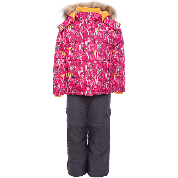 Купить Комплект: куртка и полукомбинезон Gusti для девочки, Китай, розовый, 85, 75, 158, 150, 142, 134, 127, 123, 119, 112, 104, 100, 96, 89, 82, Женский