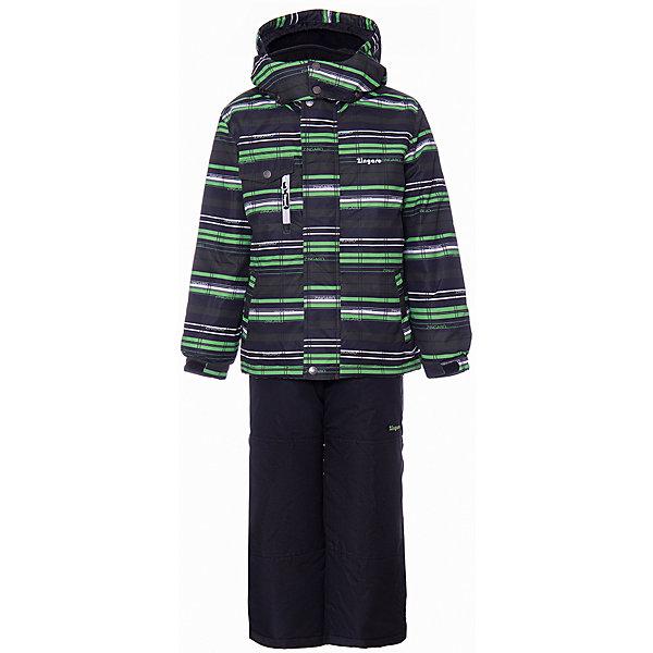 Комплект: куртка и полукомбинезон Zingaro by Gusti для мальчикаВерхняя одежда<br>Характеристики товара:<br><br>• цвет: зеленый<br>• комплектация: куртка и полукомбинезон <br>• состав ткани: таслан<br>• подкладка: куртка - флис coolquick, брюки - 100% полиэстер<br>• утеплитель: тек-полифилл<br>• сезон: зима<br>• мембранное покрытие<br>• температурный режим: от -30 до +5<br>• водонепроницаемость: 5000 мм <br>• паропроницаемость: 5000 г/м2<br>• плотность утеплителя: грудь и спина 230г/м2, рукава и брюки 170г/м2<br>• застежка: молния<br>• страна бренда: Канада<br>• страна изготовитель: Китай<br><br>Такой комплект для зимы усилен износостойкими накладками. Такой теплый комплект для девочки позволяет коже дышать. Плотный верх детской зимней куртки и полукомбинезона Zingaro by Gusti не промокает и не продувается. Приятная на ощупь мягкая подкладка детского комплекта для зимы делает его очень комфортным.<br><br>Комплект: куртка и полукомбинезон Zingaro by Gusti (Зингаро) для мальчика можно купить в нашем интернет-магазине.<br><br>Ширина мм: 356<br>Глубина мм: 10<br>Высота мм: 245<br>Вес г: 519<br>Цвет: белый<br>Возраст от месяцев: 6<br>Возраст до месяцев: 9<br>Пол: Мужской<br>Возраст: Детский<br>Размер: 75,158,150,142,134,127,123,119,112,104,100,96,89,85,82<br>SKU: 7069137