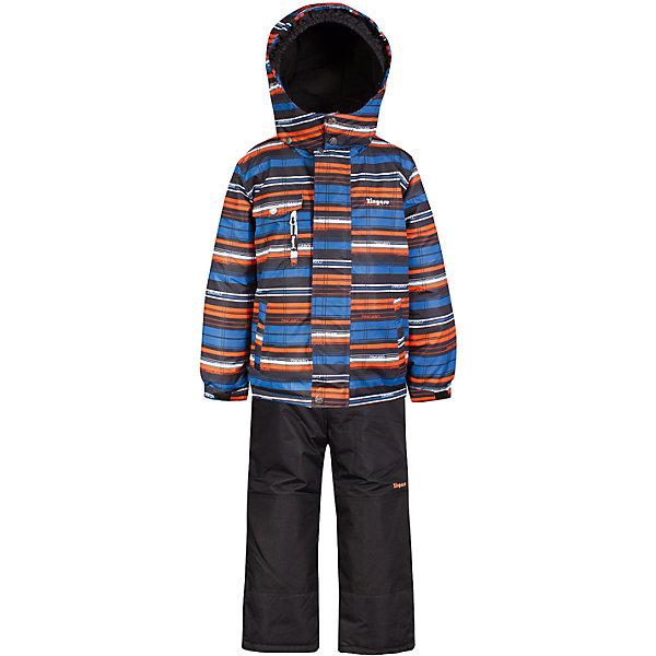 Комплект: куртка и полукомбинезон Zingaro by Gusti для мальчикаВерхняя одежда<br>Характеристики товара:<br><br>• цвет: синий/оранжевый<br>• комплектация: куртка и полукомбинезон <br>• состав ткани: таслан<br>• подкладка: куртка - флис coolquick, брюки - 100% полиэстер<br>• утеплитель: тек-полифилл<br>• сезон: зима<br>• мембранное покрытие<br>• температурный режим: от -30 до +5<br>• водонепроницаемость: 5000 мм <br>• паропроницаемость: 5000 г/м2<br>• плотность утеплителя: грудь и спина 230г/м2, рукава и брюки 170г/м2<br>• застежка: молния<br>• страна бренда: Канада<br>• страна изготовитель: Китай<br><br>Этот износостойкий детский комплект от канадского бренда Зингаро теплый и легкий. Мембранный зимний комплект для ребенка отличается продуманным дизайном. Непромокаемый и непродуваемый верх детского комплекта не задерживает воздух. Теплый комплект Zingaro by Gusti для мальчика рассчитан даже на сильные морозы. <br><br>Комплект: куртка и полукомбинезон Zingaro by Gusti (Зингаро) для мальчика можно купить в нашем интернет-магазине.<br>Ширина мм: 356; Глубина мм: 10; Высота мм: 245; Вес г: 519; Цвет: синий/оранжевый; Возраст от месяцев: 6; Возраст до месяцев: 9; Пол: Мужской; Возраст: Детский; Размер: 75,158,150,142,134,127,123,119,112,104,100,96,89,85,82; SKU: 7069153;