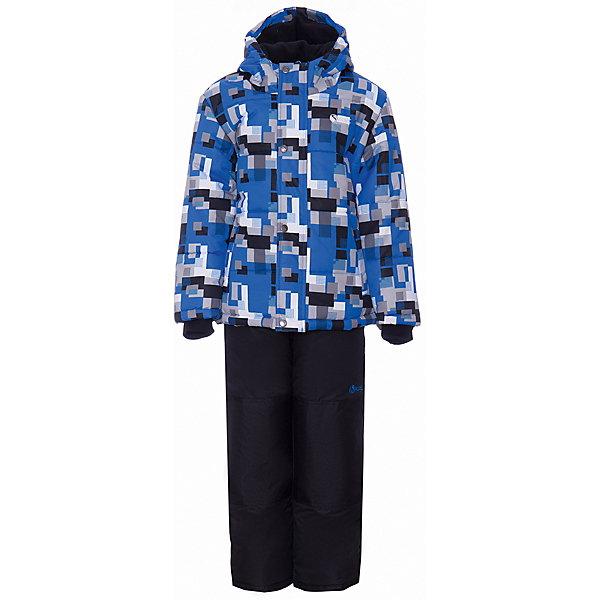 Комплект: куртка и полукомбинезон Salve by Gusti для мальчикаВерхняя одежда<br>Характеристики товара:<br><br>• цвет: синий<br>• комплектация: куртка и полукомбинезон <br>• состав ткани: таслан<br>• подкладка: куртка - флис coolquick, брюки - 100% полиэстер<br>• утеплитель: тек-полифилл<br>• сезон: зима<br>• мембранное покрытие<br>• температурный режим: от -30 до +5<br>• водонепроницаемость: 5000 мм <br>• паропроницаемость: 5000 г/м2<br>• плотность утеплителя: грудь и спина 230г/м2, рукава и брюки 170г/м2<br>• застежка: молния<br>• страна бренда: Канада<br>• страна изготовитель: Китай<br><br>Стильный комплект для зимы Salve by Gusti усилен износостойкими накладками. Такой теплый комплект для мальчика позволяет коже дышать. Мягкая подкладка детского комплекта для зимы приятна на ощупь. Верх детской зимней куртки и полукомбинезона не промокает и не продувается. <br><br>Комплект: куртка и полукомбинезон Salve by Gusti by Gusti для мальчика можно купить в нашем интернет-магазине.<br>Ширина мм: 356; Глубина мм: 10; Высота мм: 245; Вес г: 519; Цвет: белый; Возраст от месяцев: 12; Возраст до месяцев: 18; Пол: Мужской; Возраст: Детский; Размер: 89,134,127,119,112,104,96; SKU: 7069259;