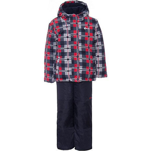 Комплект: куртка и полукомбинезон Salve by Gusti для мальчикаВерхняя одежда<br>Характеристики товара:<br><br>• цвет: синий<br>• комплектация: куртка и полукомбинезон <br>• состав ткани: таслан<br>• подкладка: куртка - флис coolquick, брюки - 100% полиэстер<br>• утеплитель: тек-полифилл<br>• сезон: зима<br>• мембранное покрытие<br>• температурный режим: от -30 до +5<br>• водонепроницаемость: 5000 мм <br>• паропроницаемость: 5000 г/м2<br>• плотность утеплителя: грудь и спина 230г/м2, рукава и брюки 170г/м2<br>• застежка: молния<br>• страна бренда: Канада<br>• страна изготовитель: Китай<br><br>Этот износостойкий детский комплект от канадского бренда Salve by Gusti теплый и легкий. Практичный зимний комплект для мальчика рассчитан даже на сильные морозы. Мембранный зимний комплект для ребенка отличается продуманным дизайном. Непромокаемый и непродуваемый верх детского комплекта не задерживает воздух. <br><br>Комплект: куртка и полукомбинезон Salve by Gusti by Gusti для мальчика можно купить в нашем интернет-магазине.<br>Ширина мм: 356; Глубина мм: 10; Высота мм: 245; Вес г: 519; Цвет: белый; Возраст от месяцев: 12; Возраст до месяцев: 18; Пол: Мужской; Возраст: Детский; Размер: 89,134,127,119,112,104,96; SKU: 7069299;