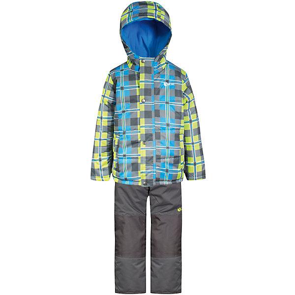Комплект: куртка и полукомбинезон Salve by Gusti для мальчикаВерхняя одежда<br>Характеристики товара:<br><br>• цвет: мульти<br>• комплектация: куртка и полукомбинезон <br>• состав ткани: таслан<br>• подкладка: куртка - флис coolquick, брюки - 100% полиэстер<br>• утеплитель: тек-полифилл<br>• сезон: зима<br>• мембранное покрытие<br>• температурный режим: от -30 до +5<br>• водонепроницаемость: 5000 мм <br>• паропроницаемость: 5000 г/м2<br>• плотность утеплителя: грудь и спина 230г/м2, рукава и брюки 170г/м2<br>• застежка: молния<br>• страна бренда: Канада<br>• страна изготовитель: Китай<br><br>Зимний мембранный комплект для зимы Salve by Gusti усилен износостойкими накладками. Такой теплый комплект для мальчика позволяет коже дышать. Мягкая подкладка детского комплекта для зимы приятна на ощупь. Верх детской зимней куртки и полукомбинезона не промокает и не продувается. <br><br>Комплект: куртка и полукомбинезон Salve by Gusti by Gusti для мальчика можно купить в нашем интернет-магазине.<br><br>Ширина мм: 356<br>Глубина мм: 10<br>Высота мм: 245<br>Вес г: 519<br>Цвет: белый<br>Возраст от месяцев: 12<br>Возраст до месяцев: 18<br>Пол: Мужской<br>Возраст: Детский<br>Размер: 89,134,127,119,112,104,96<br>SKU: 7069307