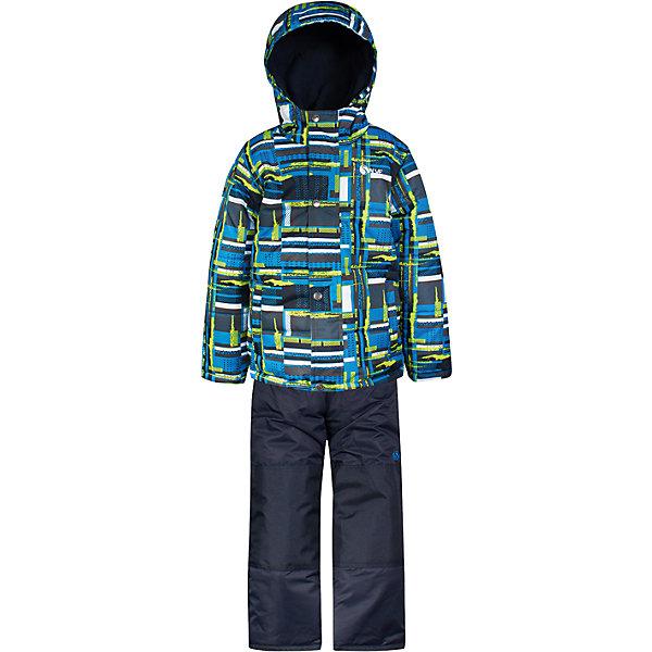 Комплект: куртка и полукомбинезон Salve by Gusti для мальчикаВерхняя одежда<br>Характеристики товара:<br><br>• цвет: синий/зеленый<br>• комплектация: куртка и полукомбинезон <br>• состав ткани: таслан<br>• подкладка: куртка - флис coolquick, брюки - 100% полиэстер<br>• утеплитель: тек-полифилл<br>• сезон: зима<br>• мембранное покрытие<br>• температурный режим: от -30 до +5<br>• водонепроницаемость: 5000 мм <br>• паропроницаемость: 5000 г/м2<br>• плотность утеплителя: грудь и спина 230г/м2, рукава и брюки 170г/м2<br>• застежка: молния<br>• страна бренда: Канада<br>• страна изготовитель: Китай<br><br>Зимний комплект для мальчика рассчитан даже на сильные морозы. Этот износостойкий детский комплект от канадского бренда Salve by Gusti теплый и легкий. Непромокаемый и непродуваемый верх детского комплекта не задерживает воздух. Мембранный зимний комплект для ребенка отличается продуманным дизайном. <br><br>Комплект: куртка и полукомбинезон Salve by Gusti by Gusti для мальчика можно купить в нашем интернет-магазине.<br>Ширина мм: 356; Глубина мм: 10; Высота мм: 245; Вес г: 519; Цвет: синий/зеленый; Возраст от месяцев: 12; Возраст до месяцев: 18; Пол: Мужской; Возраст: Детский; Размер: 89,134,127,119,112,104,96; SKU: 7069323;