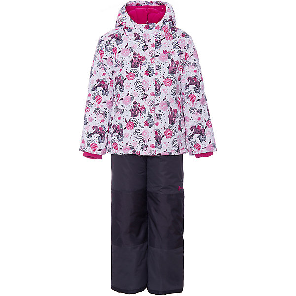 Комплект: куртка и полукомбинезон Salve by Gusti для девочкиВерхняя одежда<br>Характеристики товара:<br><br>• цвет: белый/черный<br>• комплектация: куртка и полукомбинезон <br>• состав ткани: таслан<br>• подкладка: куртка - флис coolquick, брюки - 100% полиэстер<br>• утеплитель: тек-полифилл<br>• сезон: зима<br>• мембранное покрытие<br>• температурный режим: от -30 до +5<br>• водонепроницаемость: 5000 мм <br>• паропроницаемость: 5000 г/м2<br>• плотность утеплителя: грудь и спина 230г/м2, рукава и брюки 170г/м2<br>• застежка: молния<br>• страна бренда: Канада<br>• страна изготовитель: Китай<br><br>Модный мембранный комплект для зимы Salve by Gusti усилен износостойкими накладками. Такой теплый комплект для девочки позволяет коже дышать. Мягкая подкладка детского комплекта для зимы приятна на ощупь. Верх детской зимней куртки и полукомбинезона не промокает и не продувается. <br><br>Комплект: куртка и полукомбинезон Salve by Gusti by Gusti для девочки можно купить в нашем интернет-магазине.<br><br>Ширина мм: 356<br>Глубина мм: 10<br>Высота мм: 245<br>Вес г: 519<br>Цвет: черный/белый<br>Возраст от месяцев: 12<br>Возраст до месяцев: 18<br>Пол: Женский<br>Возраст: Детский<br>Размер: 89,134,127,119,112,104,96<br>SKU: 7069331