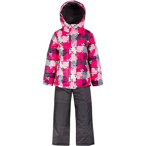 Комплект: куртка и полукомбинезон Salve by Gusti для девочкиВерхняя одежда<br>Характеристики товара:<br><br>• цвет: розовый<br>• комплектация: куртка и полукомбинезон <br>• состав ткани: таслан<br>• подкладка: куртка - флис coolquick, брюки - 100% полиэстер<br>• утеплитель: тек-полифилл<br>• сезон: зима<br>• мембранное покрытие<br>• температурный режим: от -30 до +5<br>• водонепроницаемость: 5000 мм <br>• паропроницаемость: 5000 г/м2<br>• плотность утеплителя: грудь и спина 230г/м2, рукава и брюки 170г/м2<br>• застежка: молния<br>• страна бренда: Канада<br>• страна изготовитель: Китай<br><br>Мембранный зимний комплект для ребенка отличается продуманным дизайном. Комплект для девочки рассчитан даже на сильные морозы. Такой износостойкий детский комплект от канадского бренда Salve by Gusti теплый и легкий. Непромокаемый и непродуваемый верх детского комплекта не задерживает воздух. <br><br>Комплект: куртка и полукомбинезон Salve by Gusti by Gusti для девочки можно купить в нашем интернет-магазине.<br>Ширина мм: 356; Глубина мм: 10; Высота мм: 245; Вес г: 519; Цвет: розовый; Возраст от месяцев: 48; Возраст до месяцев: 60; Пол: Женский; Возраст: Детский; Размер: 112,104,96,89,134,127,119; SKU: 7069371;