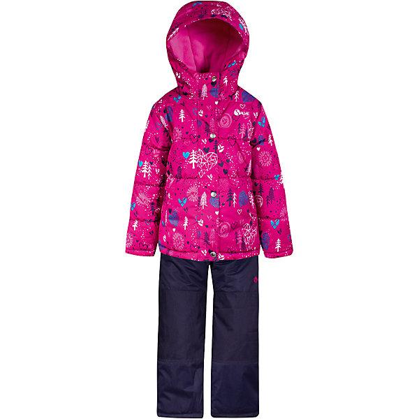 Комплект: куртка и полукомбинезон Salve для девочкиВерхняя одежда<br>Характеристики товара:<br><br>• цвет: розовый<br>• комплектация: куртка и полукомбинезон <br>• состав ткани: таслан<br>• подкладка: куртка - флис coolquick, брюки - 100% полиэстер<br>• утеплитель: тек-полифилл<br>• сезон: зима<br>• мембранное покрытие<br>• температурный режим: от -30 до +5<br>• водонепроницаемость: 5000 мм <br>• паропроницаемость: 5000 г/м2<br>• плотность утеплителя: грудь и спина 230г/м2, рукава и брюки 170г/м2<br>• застежка: молния<br>• страна бренда: Канада<br>• страна изготовитель: Китай<br><br>Такой теплый комплект для девочки позволяет коже дышать. Мягкая подкладка детского комплекта для зимы приятна на ощупь. Верх детской зимней куртки и полукомбинезона не промокает и не продувается. Яркий мембранный комплект для зимы Salve усилен износостойкими накладками.<br><br>Комплект: куртка и полукомбинезон Salve by Gusti для девочки можно купить в нашем интернет-магазине.<br><br>Ширина мм: 356<br>Глубина мм: 10<br>Высота мм: 245<br>Вес г: 519<br>Цвет: белый<br>Возраст от месяцев: 18<br>Возраст до месяцев: 24<br>Пол: Женский<br>Возраст: Детский<br>Размер: 96,134,89,104,112,119,127<br>SKU: 7069379