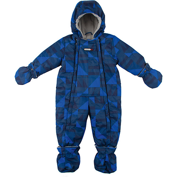 Комбинезон Gusti для мальчикаВерхняя одежда<br>Характеристики товара:<br><br>• цвет: синий<br>• состав ткани: твил<br>• подкладка: флис coolquick<br>• утеплитель: тек-полифилл<br>• сезон: зима<br>• мембранное покрытие<br>• температурный режим: от -30 до +5<br>• водонепроницаемость: 5000 мм <br>• паропроницаемость: 5000 г/м2<br>• плотность утеплителя: 230г/м2<br>• пинетки и рукавицы: съемные<br>• капюшон: несъемный<br>• застежка: молния<br>• страна бренда: Канада<br>• страна изготовитель: Китай<br><br>Теплый зимний комбинезон для ребенка отличается стильным дизайном. Верх детского комбинезона также обеспечит защиту от грязи, влаги и ветра. Подкладка детского комбинезона для зимы приятная на ощупь. Практичный мембранный комбинезон Gusti для мальчика сделан легкого, но теплого материала. <br><br>Комбинезон Gusti (Густи) для мальчика можно купить в нашем интернет-магазине.<br>Ширина мм: 356; Глубина мм: 10; Высота мм: 245; Вес г: 519; Цвет: синий; Возраст от месяцев: 3; Возраст до месяцев: 6; Пол: Мужской; Возраст: Детский; Размер: 68,85,82,75,71; SKU: 7070654;