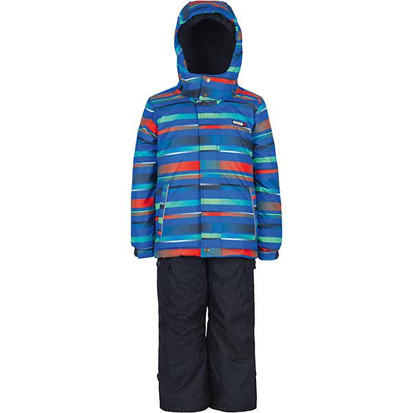 Комплект: куртка и полукомбинезон Gusti для мальчикаВерхняя одежда<br>Характеристики товара:<br><br>• цвет: голубой<br>• комплектация: куртка и полукомбинезон <br>• состав ткани: таслан<br>• подкладка: куртка - флис coolquick, брюки - 100% полиэстер<br>• утеплитель: тек-полифилл<br>• сезон: зима<br>• мембранное покрытие<br>• температурный режим: от -30 до +5<br>• водонепроницаемость: 5000 мм <br>• паропроницаемость: 5000 г/м2<br>• плотность утеплителя: грудь и спина 230г/м2, рукава и брюки 170г/м2<br>• застежка: молния<br>• страна бренда: Канада<br>• страна изготовитель: Китай<br><br>Такой мембранный комплект Gusti для мальчика сделан легкого, но теплого материала. Зимний комплект для ребенка отличается стильным дизайном. Верх детской зимней куртки и полукомбинезона также обеспечит защиту от грязи, влаги и ветра. Подкладка детского комплекта для зимы приятная на ощупь. <br><br>Комплект: куртка и полукомбинезон Gusti (Густи) для мальчика можно купить в нашем интернет-магазине.<br><br>Ширина мм: 356<br>Глубина мм: 10<br>Высота мм: 245<br>Вес г: 519<br>Цвет: белый<br>Возраст от месяцев: 6<br>Возраст до месяцев: 9<br>Пол: Мужской<br>Возраст: Детский<br>Размер: 75,158,150,142,134,127,123,119,112,104,100,96,89,85,82<br>SKU: 7070790