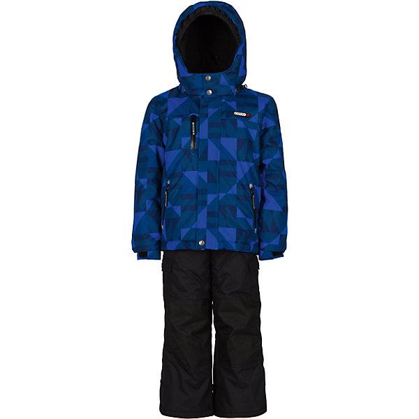 Комплект: куртка и полукомбинезон Gusti для мальчикаВерхняя одежда<br>Характеристики товара:<br><br>• цвет: синий<br>• комплектация: куртка и полукомбинезон <br>• состав ткани: таслан<br>• подкладка: куртка - флис coolquick, брюки - 100% полиэстер<br>• утеплитель: тек-полифилл<br>• сезон: зима<br>• мембранное покрытие<br>• температурный режим: от -30 до +5<br>• водонепроницаемость: 5000 мм <br>• паропроницаемость: 5000 г/м2<br>• плотность утеплителя: грудь и спина 230г/м2, рукава и брюки 170г/м2<br>• застежка: молния<br>• страна бренда: Канада<br>• страна изготовитель: Китай<br><br>Удобный мембранный комплект Gusti для мальчика сделан легкого, но теплого материала. Зимний комплект для ребенка отличается стильным дизайном. Верх детской зимней куртки и полукомбинезона также обеспечит защиту от грязи, влаги и ветра. Подкладка детского комплекта для зимы приятная на ощупь. <br><br>Комплект: куртка и полукомбинезон Gusti (Густи) для мальчика можно купить в нашем интернет-магазине.<br>Ширина мм: 356; Глубина мм: 10; Высота мм: 245; Вес г: 519; Цвет: синий; Возраст от месяцев: 6; Возраст до месяцев: 9; Пол: Мужской; Возраст: Детский; Размер: 75,158,150,142,134,127,123,119,112,104,100,96,89,85,82; SKU: 7070838;