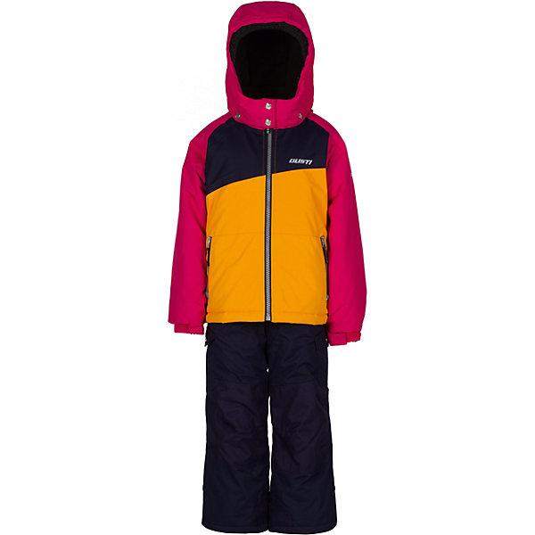 Комплект: куртка и полукомбинезон Gusti для девочкиВерхняя одежда<br>Характеристики товара:<br><br>• цвет: фуксия/черный<br>• комплектация: куртка и полукомбинезон <br>• состав ткани: таслан<br>• подкладка: куртка - флис coolquick, брюки - 100% полиэстер<br>• утеплитель: тек-полифилл<br>• сезон: зима<br>• мембранное покрытие<br>• температурный режим: от -30 до +5<br>• водонепроницаемость: 5000 мм <br>• паропроницаемость: 5000 г/м2<br>• плотность утеплителя: грудь и спина 230г/м2, рукава и брюки 170г/м2<br>• застежка: молния<br>• страна бренда: Канада<br>• страна изготовитель: Китай<br><br>Яркий комплект для ребенка отличается стильным дизайном. Простой в уходе мембранный комплект Gusti для девочки сделан легкого, но теплого материала. Верх детской зимней куртки и полукомбинезона также обеспечит защиту от грязи, влаги и ветра. Подкладка детского комплекта для зимы приятная на ощупь. <br><br>Комплект: куртка и полукомбинезон Gusti (Густи) для девочки можно купить в нашем интернет-магазине.<br>Ширина мм: 356; Глубина мм: 10; Высота мм: 245; Вес г: 519; Цвет: фуксия; Возраст от месяцев: 60; Возраст до месяцев: 72; Пол: Женский; Возраст: Детский; Размер: 119,100,158,150,142,134,127,123,112,104; SKU: 7071183;