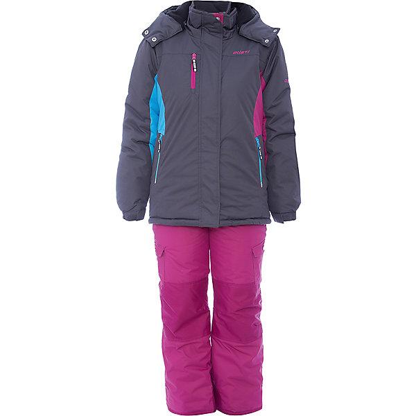 Комплект: куртка и полукомбинезон Gusti для девочкиВерхняя одежда<br>Характеристики товара:<br><br>• цвет: серый<br>• комплектация: куртка и полукомбинезон <br>• состав ткани: таслан<br>• подкладка: куртка - флис coolquick, брюки - 100% полиэстер<br>• утеплитель: тек-полифилл<br>• сезон: зима<br>• мембранное покрытие<br>• температурный режим: от -30 до +5<br>• водонепроницаемость: 5000 мм <br>• паропроницаемость: 5000 г/м2<br>• плотность утеплителя: грудь и спина 230г/м2, рукава и брюки 170г/м2<br>• застежка: молния<br>• страна бренда: Канада<br>• страна изготовитель: Китай<br><br>Практичный комплект для ребенка отличается стильным дизайном. Простой в уходе мембранный комплект Gusti для девочки сделан легкого, но теплого материала. Верх детской зимней куртки и полукомбинезона также обеспечит защиту от грязи, влаги и ветра. Подкладка детского комплекта для зимы приятная на ощупь. <br><br>Комплект: куртка и полукомбинезон Gusti (Густи) для девочки можно купить в нашем интернет-магазине.<br>Ширина мм: 356; Глубина мм: 10; Высота мм: 245; Вес г: 519; Цвет: серый; Возраст от месяцев: 12; Возраст до месяцев: 18; Пол: Женский; Возраст: Детский; Размер: 89,158,150,142,134,127,123,119,112,104,100,96; SKU: 7071220;