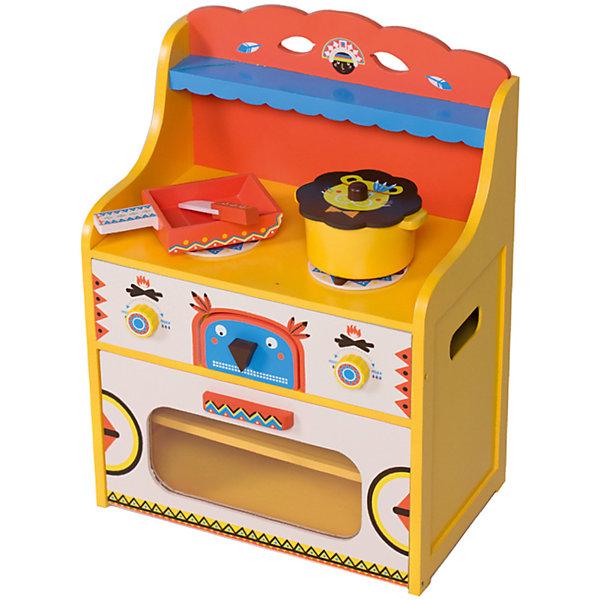 Детская кухня из дерева Kids4Kids Модныи? поваренок»Детские кухни<br>Характеристики:<br><br>• вес: 4кг.;<br>• материал: МДФ, дерево;<br>• упаковка: коробка;<br>• размер: 51х38х25см.;<br>• для детей в возрасте: от 3 лет;<br>• страна производитель: Китай.<br><br>Детская кухня из дерева «Модный поваренок» бренда «Kids4Kids» (Кидс4Кидс) станет желанным подарком для маленьких мальчишек и девчонок. Она создана из высококачественных, экологически чистых сортов дерева и покрыта акриловой краской на водной основе, что очень важно для детских товаров.<br><br>Кухонная плита необычной яркой расцветки с изображением совы, имеет оптимальные размеры и украсит интерьер любой детской комнаты. Духовой шкаф открывается, в нём можно хранить разные принадлежности. Конфорки сделаны как у настоящей плиты, ручки крутятся. Комплект включает все необходимые для приготовления пищи предметы. Всё сделано в одном стиле с совами. Игра надолго привлечёт внимание ребёнка.<br><br>Играя дети подражают взрослым: развивают социальные навыки готовя пищу любимым куклам, проявляют заботу, внимание.<br><br>Детскую кухню из дерева «Модный поваренок» можно купить в нашем интернет-магазине.<br>Ширина мм: 292; Глубина мм: 421; Высота мм: 556; Вес г: 4000; Возраст от месяцев: 36; Возраст до месяцев: 2147483647; Пол: Унисекс; Возраст: Детский; SKU: 7073746;