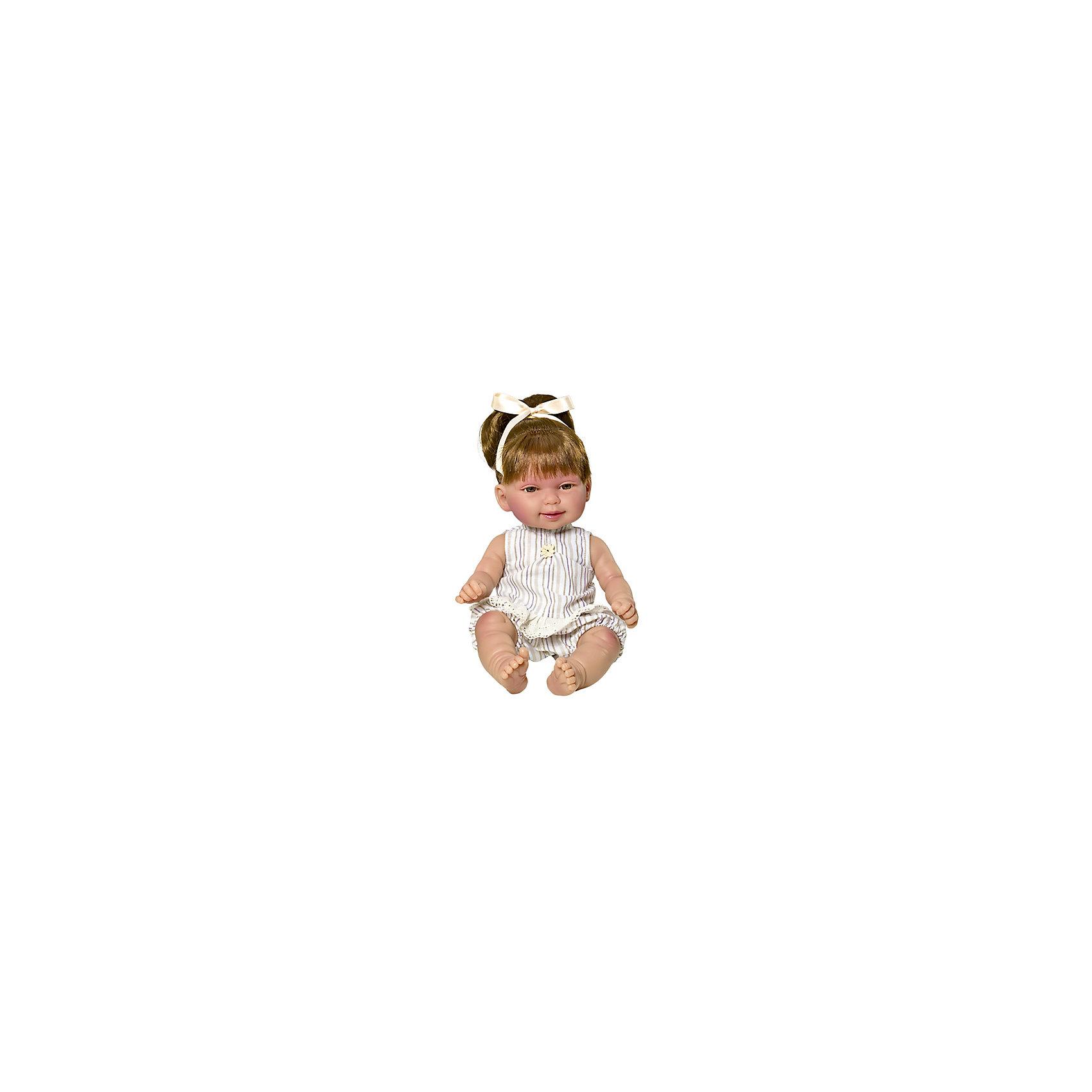 Кукла Vestida de Azul Кина брюнетка с хвостиком, ЛетоКлассические куклы<br><br><br>Ширина мм: 380<br>Глубина мм: 120<br>Высота мм: 240<br>Вес г: 650<br>Возраст от месяцев: 72<br>Возраст до месяцев: 2147483647<br>Пол: Женский<br>Возраст: Детский<br>SKU: 7073754
