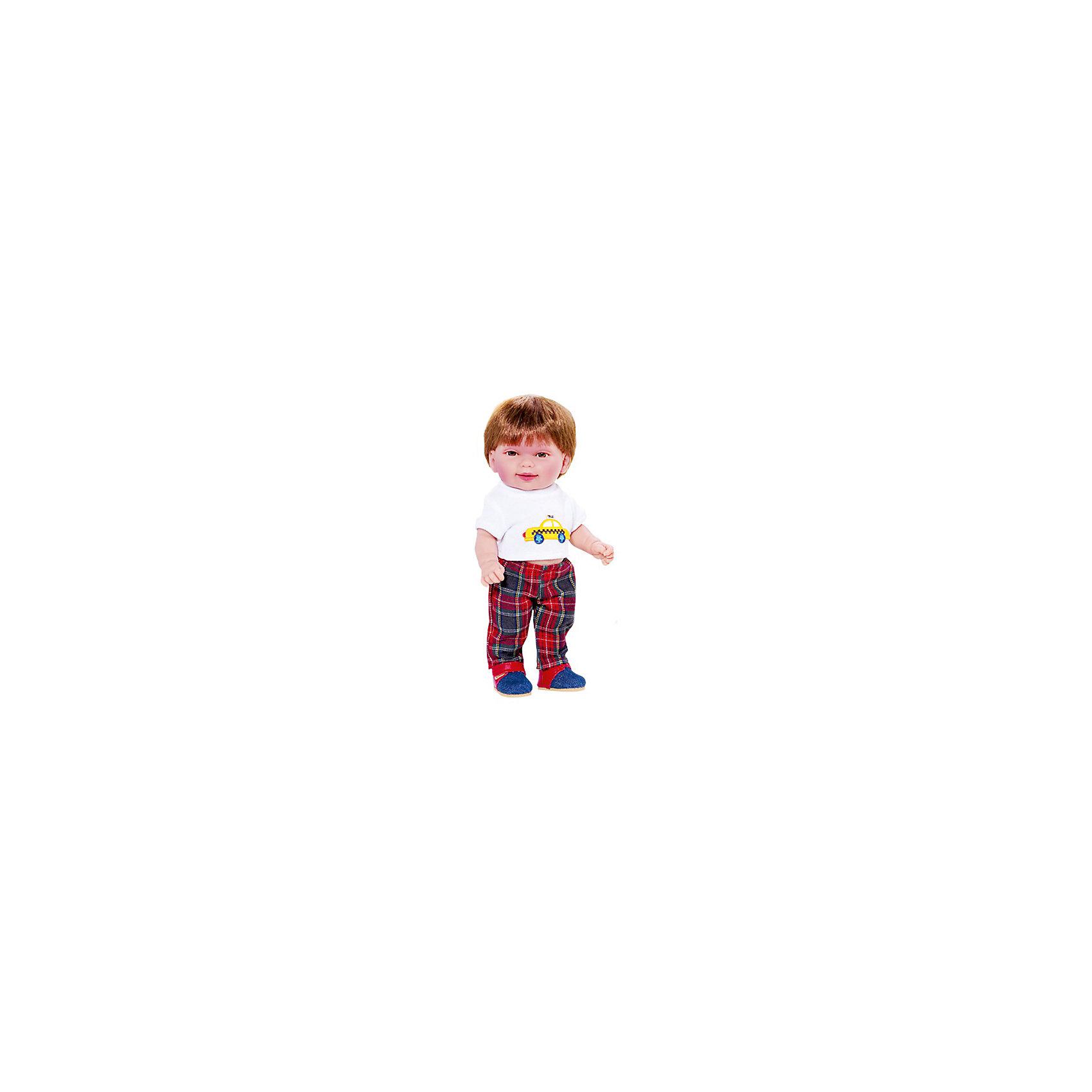 Кукла Vestida de Azul Мико стиляга, умеет стоять, серия soft touchКлассические куклы<br><br><br>Ширина мм: 380<br>Глубина мм: 120<br>Высота мм: 240<br>Вес г: 650<br>Возраст от месяцев: 72<br>Возраст до месяцев: 2147483647<br>Пол: Женский<br>Возраст: Детский<br>SKU: 7073755