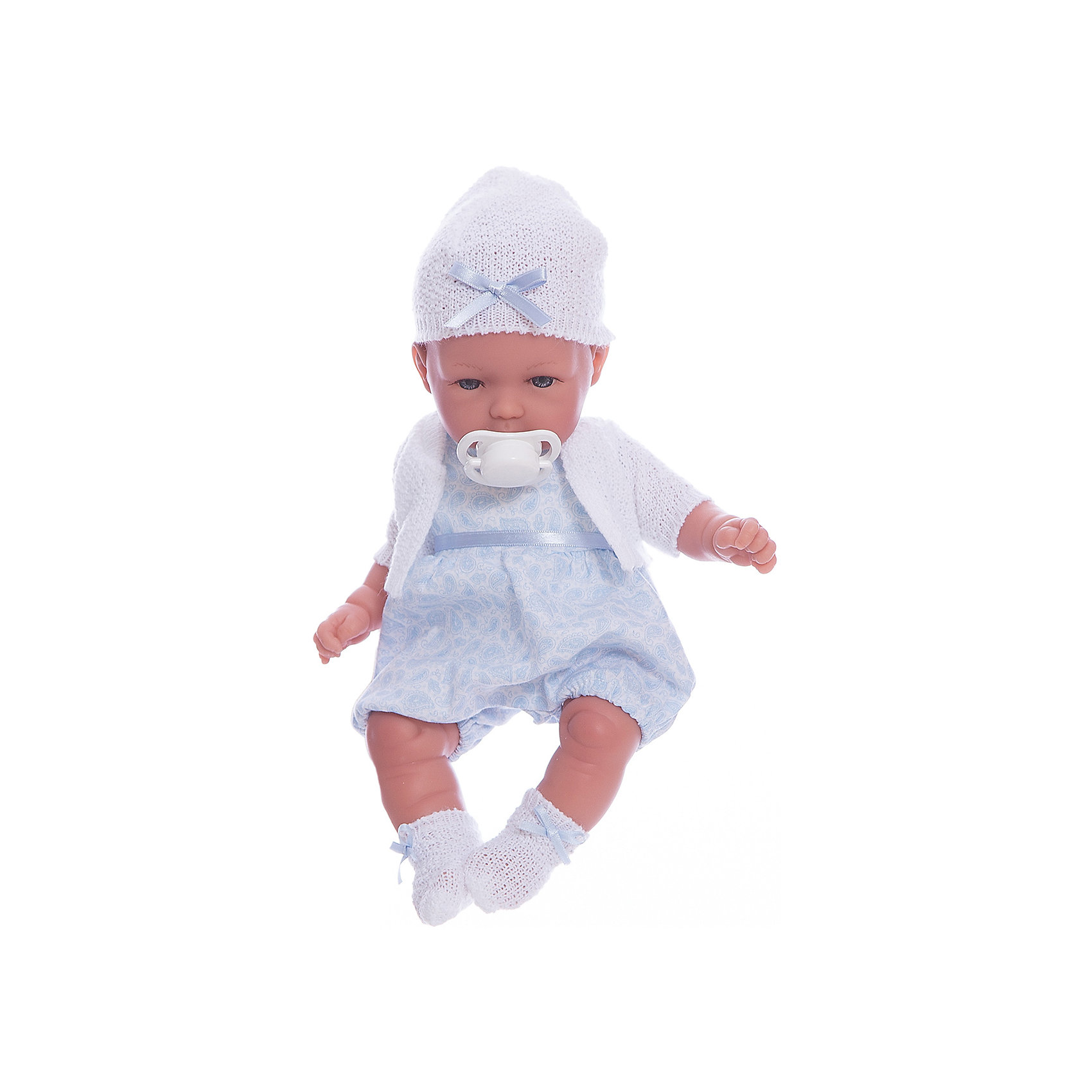 Кукла Vestida de Azul Томи в голубом костюмеКуклы-пупсы<br><br><br>Ширина мм: 380<br>Глубина мм: 120<br>Высота мм: 240<br>Вес г: 450<br>Возраст от месяцев: 36<br>Возраст до месяцев: 2147483647<br>Пол: Женский<br>Возраст: Детский<br>SKU: 7073757