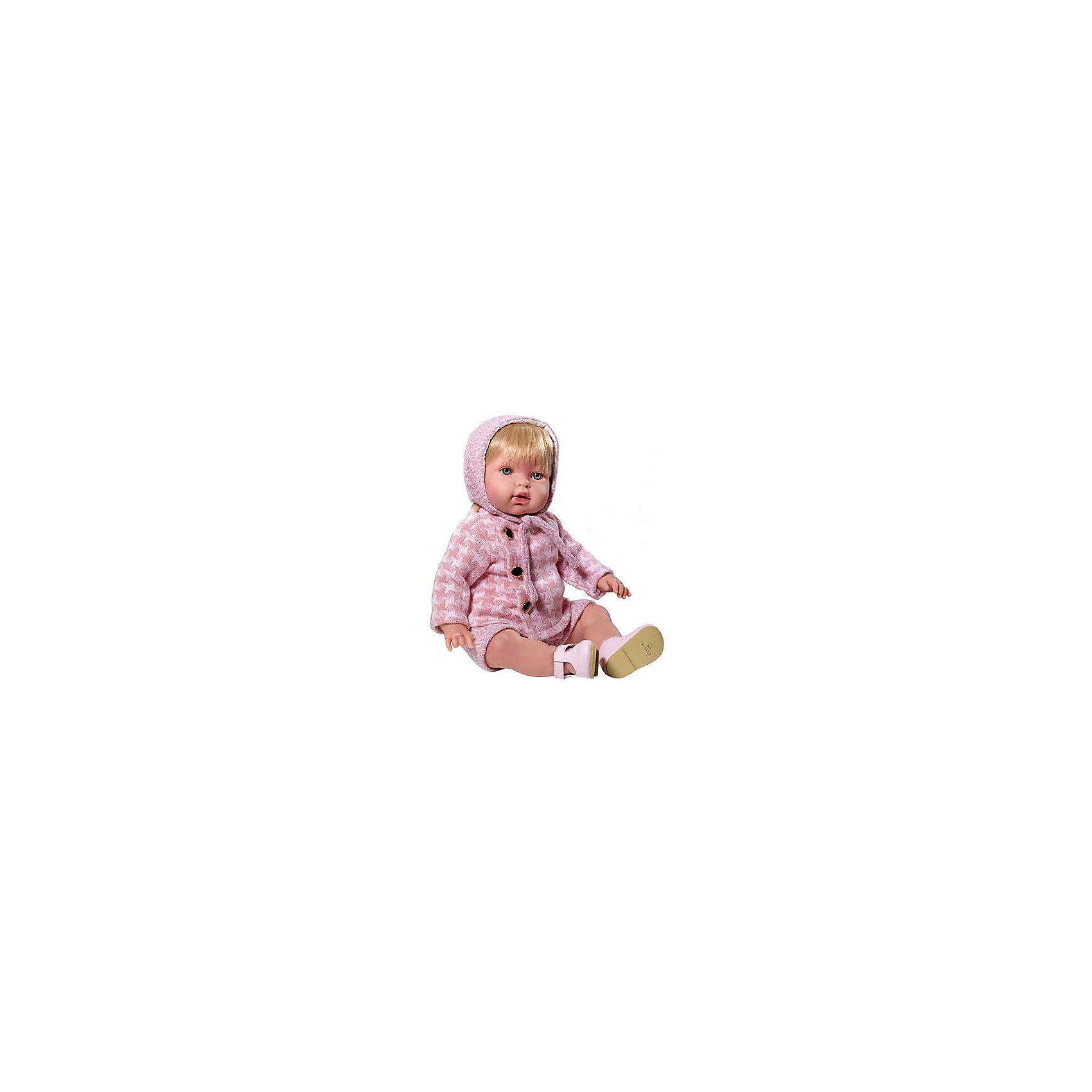 Кукла Vestida de Azul Марина-инфанта в розовом костюме для прогулкиКуклы<br><br><br>Ширина мм: 470<br>Глубина мм: 160<br>Высота мм: 250<br>Вес г: 1350<br>Возраст от месяцев: 36<br>Возраст до месяцев: 2147483647<br>Пол: Женский<br>Возраст: Детский<br>SKU: 7073759