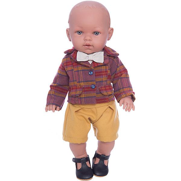 Кукла Vestida de Azul Тонино-городской модник в бабочке, серия премиумКуклы<br><br>Ширина мм: 470; Глубина мм: 160; Высота мм: 250; Вес г: 1400; Возраст от месяцев: 36; Возраст до месяцев: 2147483647; Пол: Женский; Возраст: Детский; SKU: 7073764;