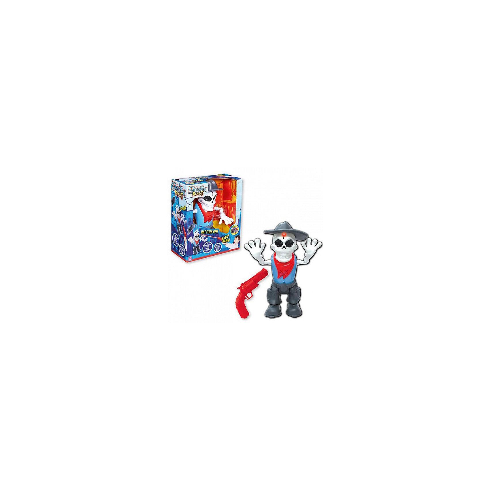 Интерактивная игрушка Dragon-i Skeleton Blast (свет, звук)Интерактивные игрушки для малышей<br><br><br>Ширина мм: 250<br>Глубина мм: 120<br>Высота мм: 300<br>Вес г: 933<br>Возраст от месяцев: 36<br>Возраст до месяцев: 2147483647<br>Пол: Мужской<br>Возраст: Детский<br>SKU: 7074101