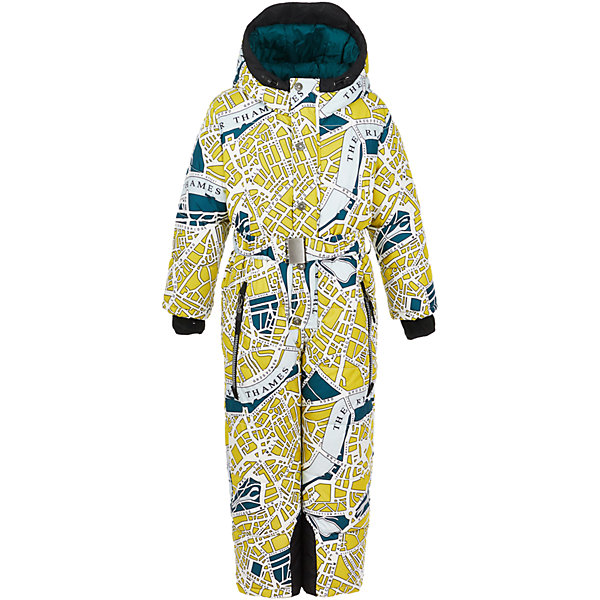 Комбинезон Gulliver для мальчикаВерхняя одежда<br>Характеристики товара:<br><br>• цвет: мульти;<br>• состав: 100% полиэстер;<br>• подкладка: 100% полиэстер, флис;<br>• утеплитель: 100% полиэстер;<br>• сезон: демисезон, зима;<br>• температурный режим: от +5 до -15С;<br>• застежка: молния с защитой подбородка;<br>• дополнительная планка на кнопках;<br>• непромокаемая ткань;<br>• сплошная флисовая подкладка;<br>• капюшон не отстегивается;<br>• шнурок-утяжка ос стопером на капюшоне;<br>• ремешок в комплекте;<br>• внутренние флисовые манжеты;<br>• снегозащитные манжеты внизу брючин;<br>• износостойкие вставки внизу штанин;<br>• два кармана на молнии;<br>• коллекция: Навигатор;<br>• страна бренда: Россия;<br>• страна изготовитель: Китай.<br><br>Зимний комбинезон для мальчика. Удачная конструкция, выверенные пропорции не создают ненужного объема, мешающего свободе движений. Этот зимний комбинезон на подкладке из флиса обеспечит комфорт и тепло. Комбинезон дополнен внутренним манжетом с фиксирующей резинкой, что позволяет избегать попадания снега в обувь, а также специальным протектором в нижней части брюк для повышения износостойкости изделия.<br><br>Комбинезон на флисе Gulliver для мальчика (Гулливер) можно купить в нашем интернет-магазине.<br><br>Ширина мм: 356<br>Глубина мм: 10<br>Высота мм: 245<br>Вес г: 519<br>Цвет: белый<br>Возраст от месяцев: 60<br>Возраст до месяцев: 72<br>Пол: Мужской<br>Возраст: Детский<br>Размер: 116,110,104,98<br>SKU: 7076743