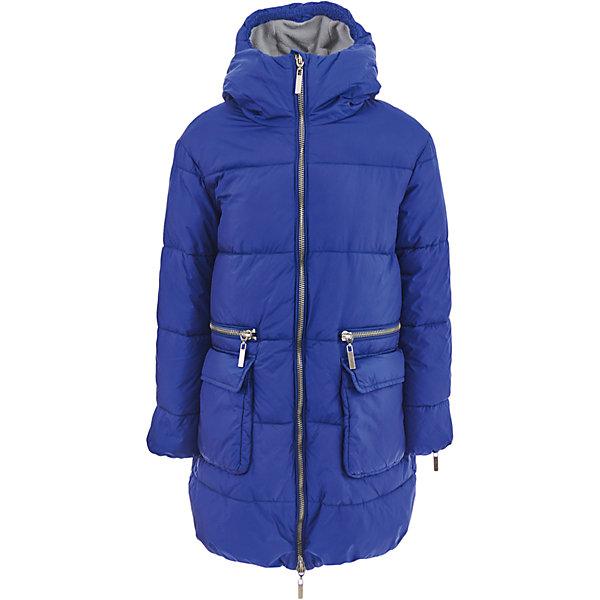 Пальто Gulliver для девочкиВерхняя одежда<br>Характеристики товара:<br><br>• цвет: синий;<br>• состав: 100% нейлон;<br>• подкладка: 100% полиэстер, флис;<br>• утеплитель: 100% полиэстер;<br>• сезон: демисезон;<br>• температурный режим: от +5 до -15С;<br>• застежка: молния с защитой подбородка;<br>• сплошная флисовая подкладка;<br>• капюшон не отстегивается;<br>• высокий воротник;<br>• молния на манжетах рукавов;<br>• 4 кармана, 2 на молнии, два на клапанах;<br>• коллекция: Коллаж;<br>• страна бренда: Россия;<br>• страна изготовитель: Китай.<br><br>Демисезонное пальто для девочки. Детское пальто от Gulliver - это сочетание прекрасного внешнего вида, удобства, уюта и тепла. Интересный дизайн модели: свободная объемная форма, крупные функциональные детали, отделка делают пальто элегантным, интересным, заметно отличающимся от простых базовых решений. Пальто с капюшоном застегивается на молнию.<br><br>Пальто Gulliver для девочки (Гулливер) можно купить в нашем интернет-магазине.<br><br>Ширина мм: 356<br>Глубина мм: 10<br>Высота мм: 245<br>Вес г: 519<br>Цвет: синий<br>Возраст от месяцев: 72<br>Возраст до месяцев: 84<br>Пол: Женский<br>Возраст: Детский<br>Размер: 122,140,134,128<br>SKU: 7076807