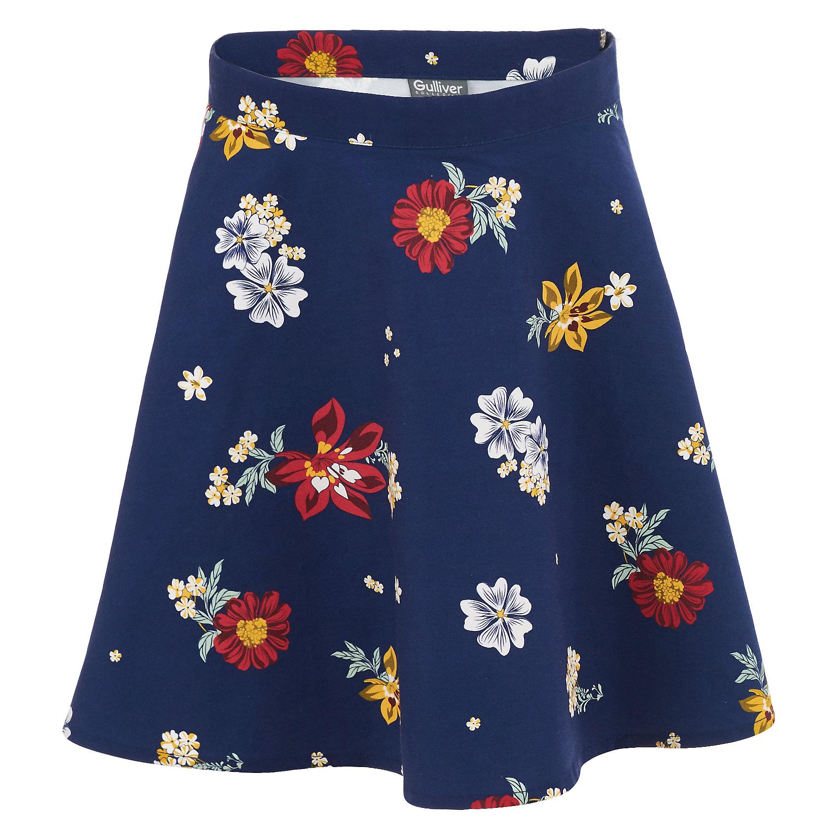 Юбка Gulliver для девочкиЮбки<br>Юбка Gulliver для девочки<br>Облегающие трикотажные брюки для девочки - изделие из разряда must have! Их секрет - в многофункциональности и удобстве. Они могут выглядеть как плотные колготки, красиво дополняя платье и блузу; они могут быть легинсами, прекрасно завершая look со свитером или удлиненной футболкой; они могут смотреться строгими облегающими брюками, подчеркивая хрупкость и грациозность своей обладательницы. Если вы хотите приобрести стильную, практичную, комфортную вещь, которая не будет пылиться в шкафу, а станет базовой моделью в формировании повседневного образа, вам стоит купить синие брюки для девочки от Gulliver. В них ей гарантирован комфорт, свобода движений и возможность быть самой собой.<br>Состав:<br>65% вискоза            30% нейлон         5% эластан<br><br>Ширина мм: 207<br>Глубина мм: 10<br>Высота мм: 189<br>Вес г: 183<br>Цвет: синий<br>Возраст от месяцев: 108<br>Возраст до месяцев: 120<br>Пол: Женский<br>Возраст: Детский<br>Размер: 140,122,128,134<br>SKU: 7076827