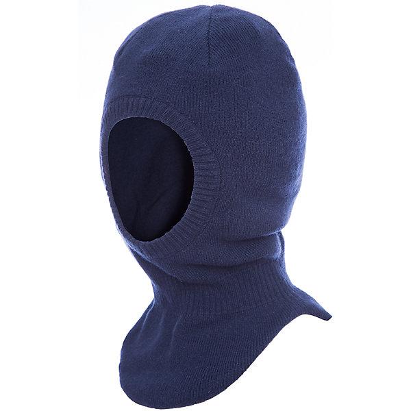 Шапка-шлем Gulliver для мальчикаГоловные уборы<br>Характеристики товара:<br><br>• цвет: синий;<br>• состав: 50% шерсть ягненка 50% нейлон; <br>• подкладка: 95% хлопок, 5% эластан;<br>• без дополнительного утепления;<br>• сезон: демисезон, зима;<br>• температурный режим: от +10 до -15С;<br>• особенности: вязаная;<br>• эластичный кант выреза для лица;<br>• коллекция: Арбитр;<br>• страна бренда: Россия;<br>• страна изготовитель: Китай.<br><br>Детская вязаная шапка-шлем - необходимый аксессуар для морозной погоды! Прекрасный состав пряжи и хлопковая подкладка гарантируют уют и комфорт.<br><br>Шапку-шлем Gulliver (Гулливер) можно купить в нашем интернет-магазине.<br>Ширина мм: 89; Глубина мм: 117; Высота мм: 44; Вес г: 155; Цвет: синий; Возраст от месяцев: 48; Возраст до месяцев: 60; Пол: Мужской; Возраст: Детский; Размер: 52,54; SKU: 7077112;